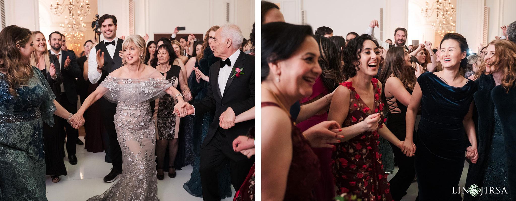 28 Alexandria Ballrooms Los Angeles Jewish Wedding Photography