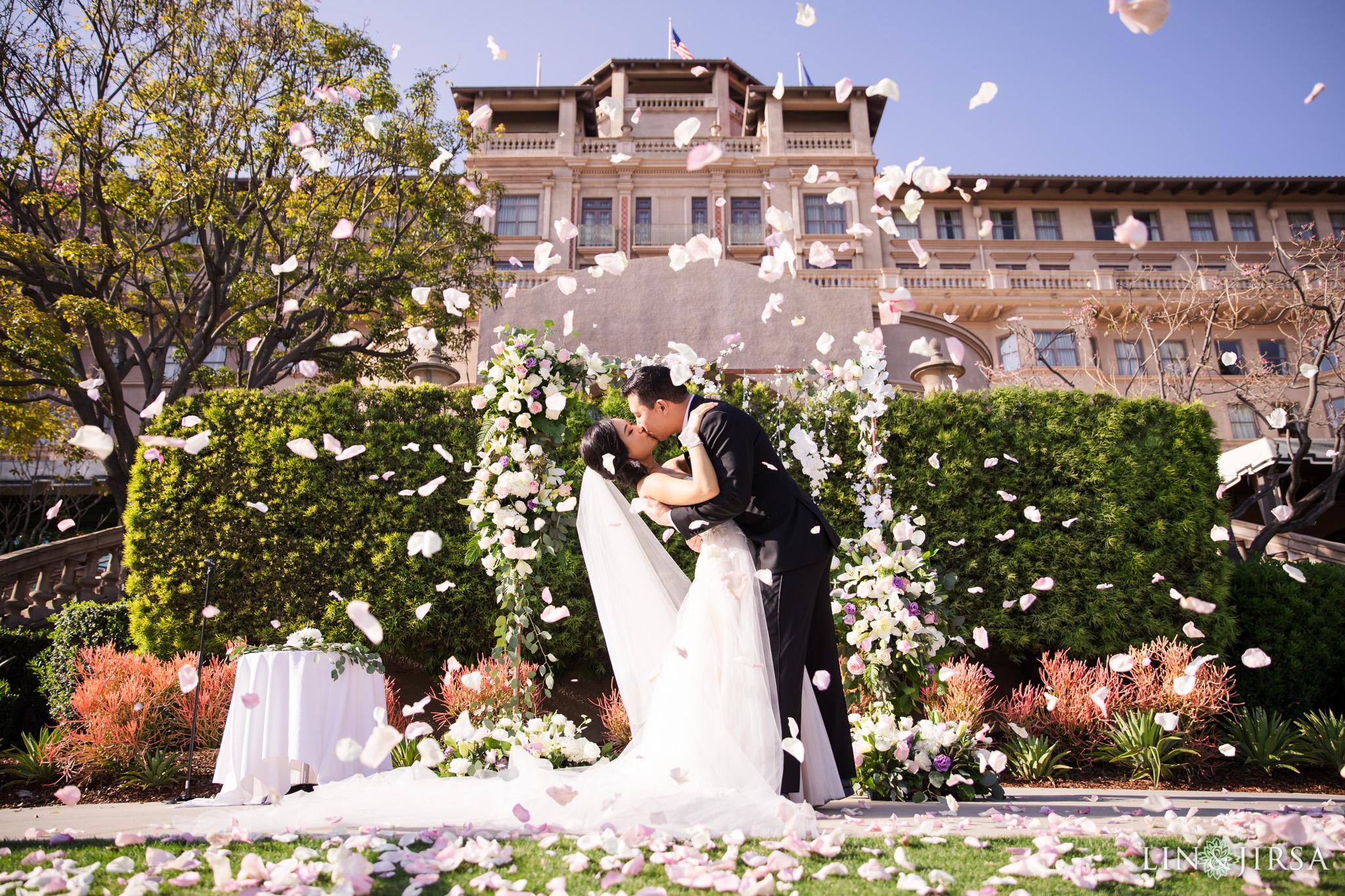 28 Langham Huntington Pasadena Wedding Photography