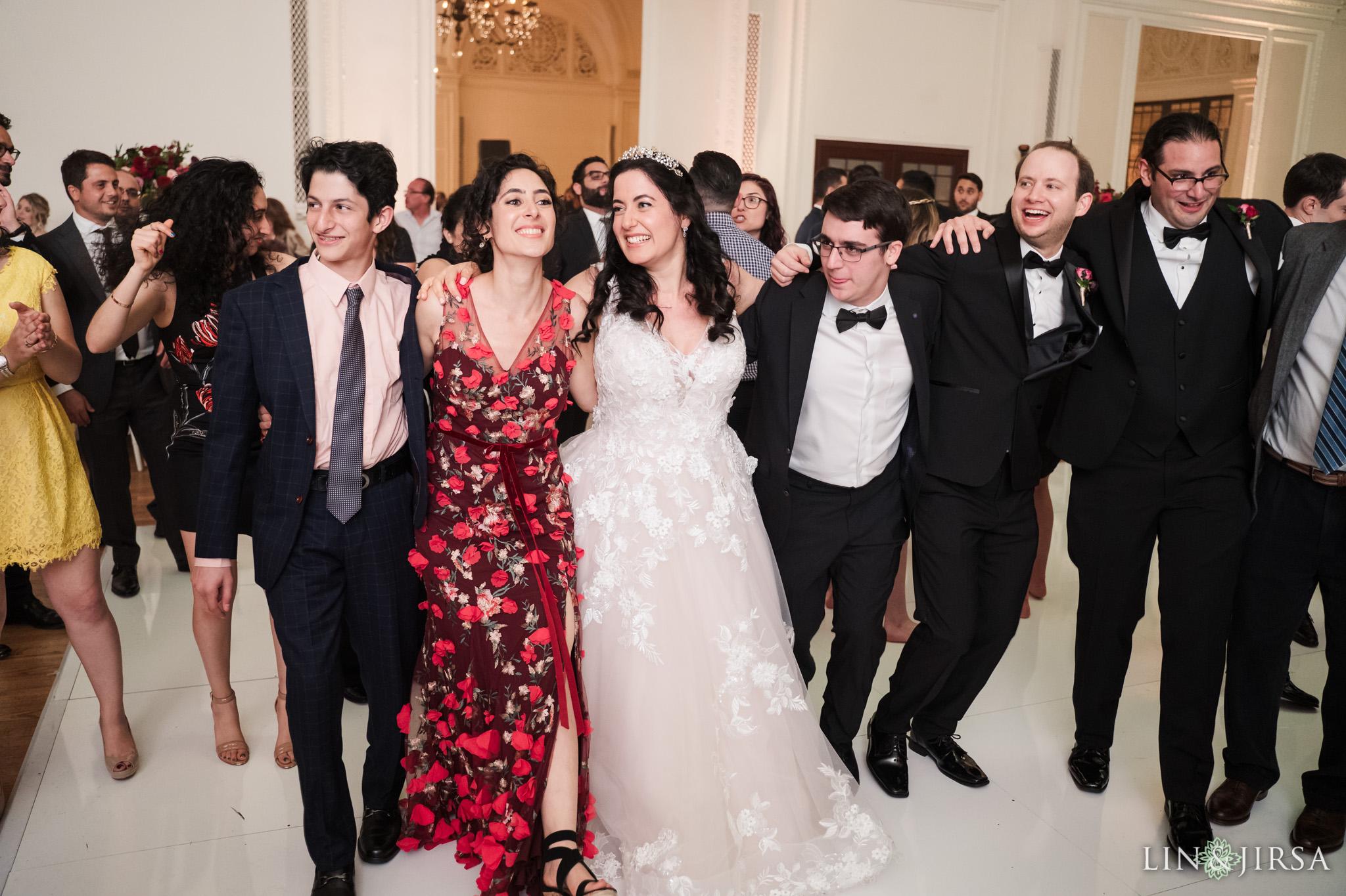 29 Alexandria Ballrooms Los Angeles Jewish Wedding Photography