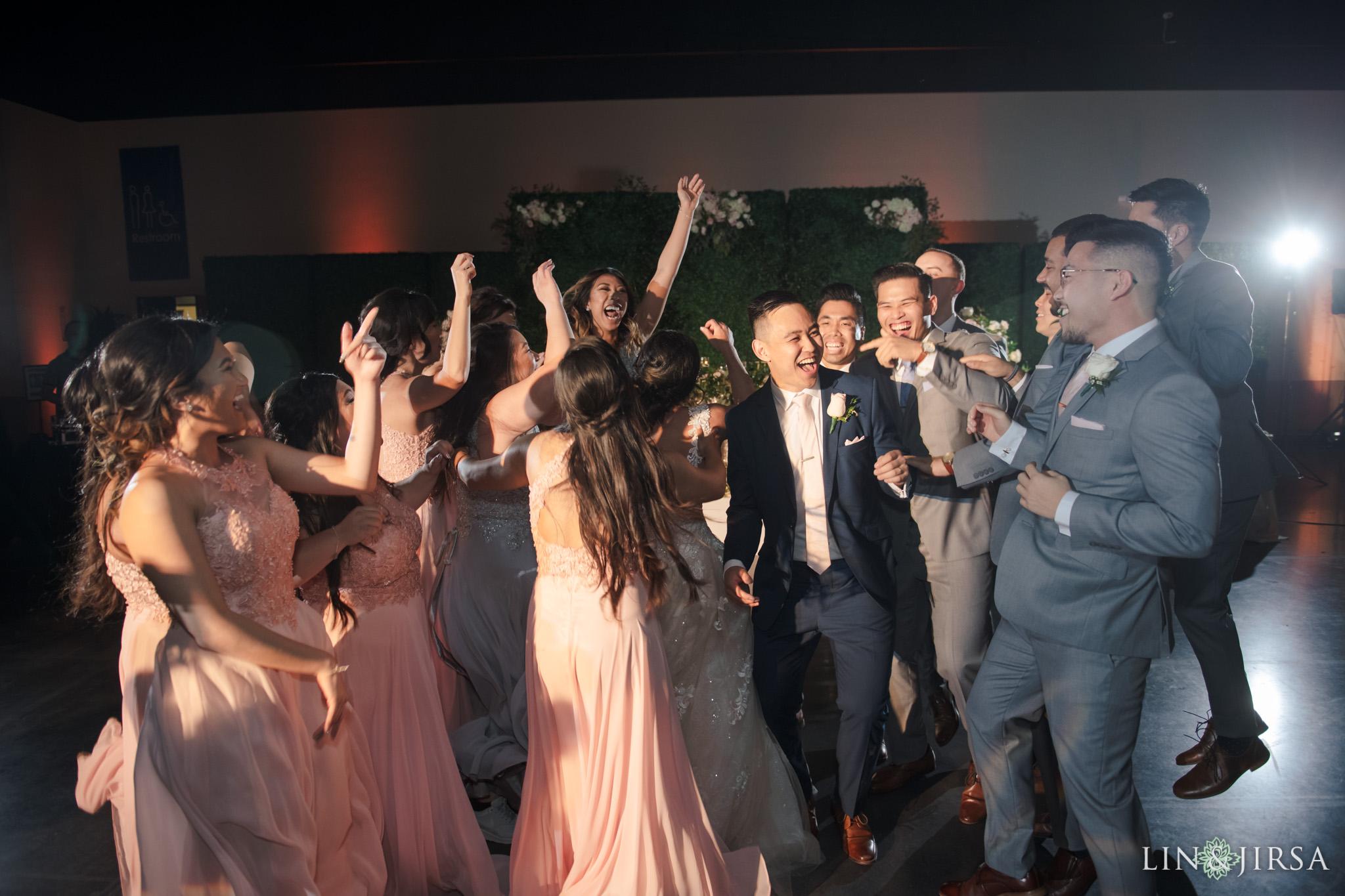 31 Business Expo Center Orange County Korean Filipino Wedding Photography