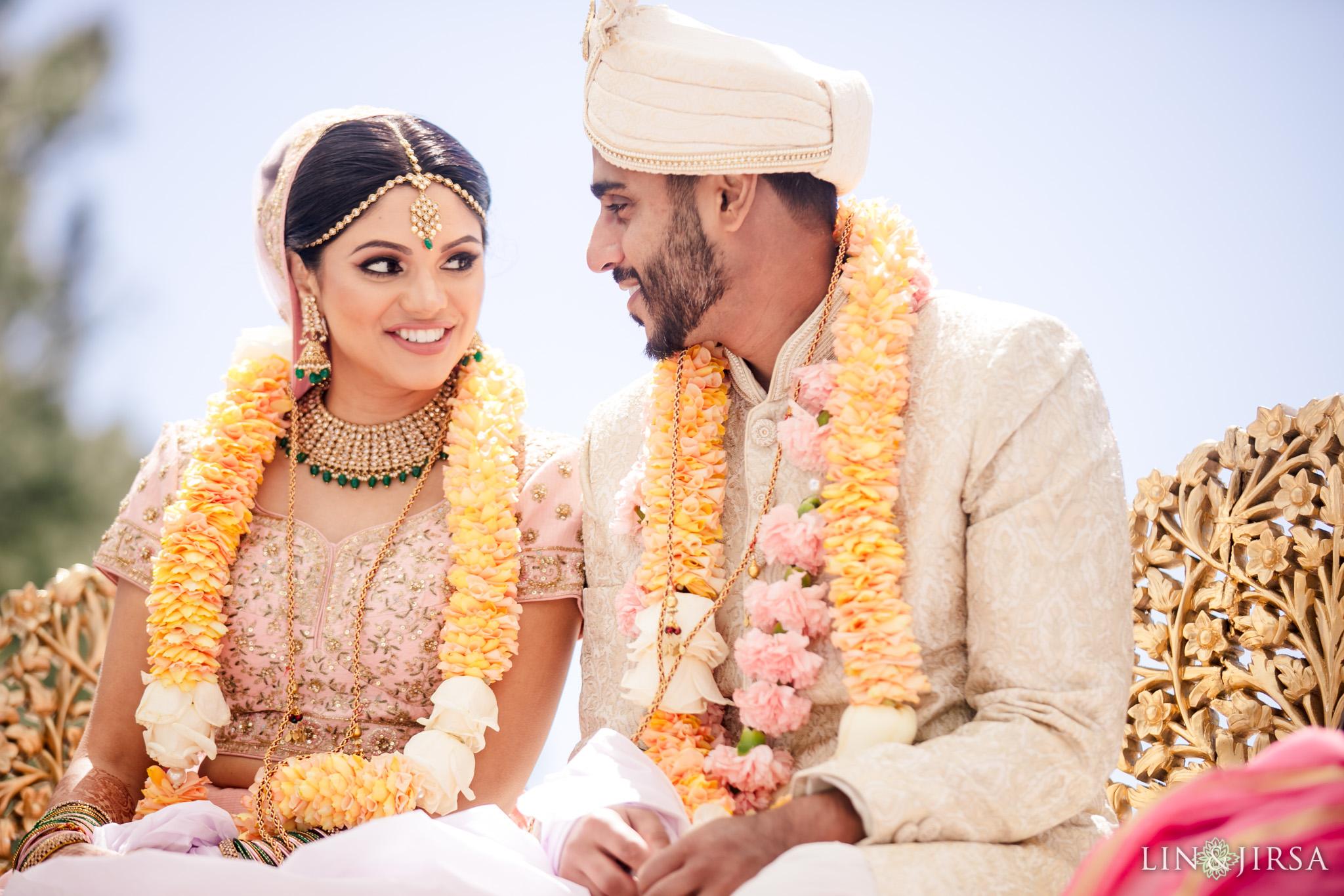 31 Laguna Cliffs Marriott Indian Wedding Photography