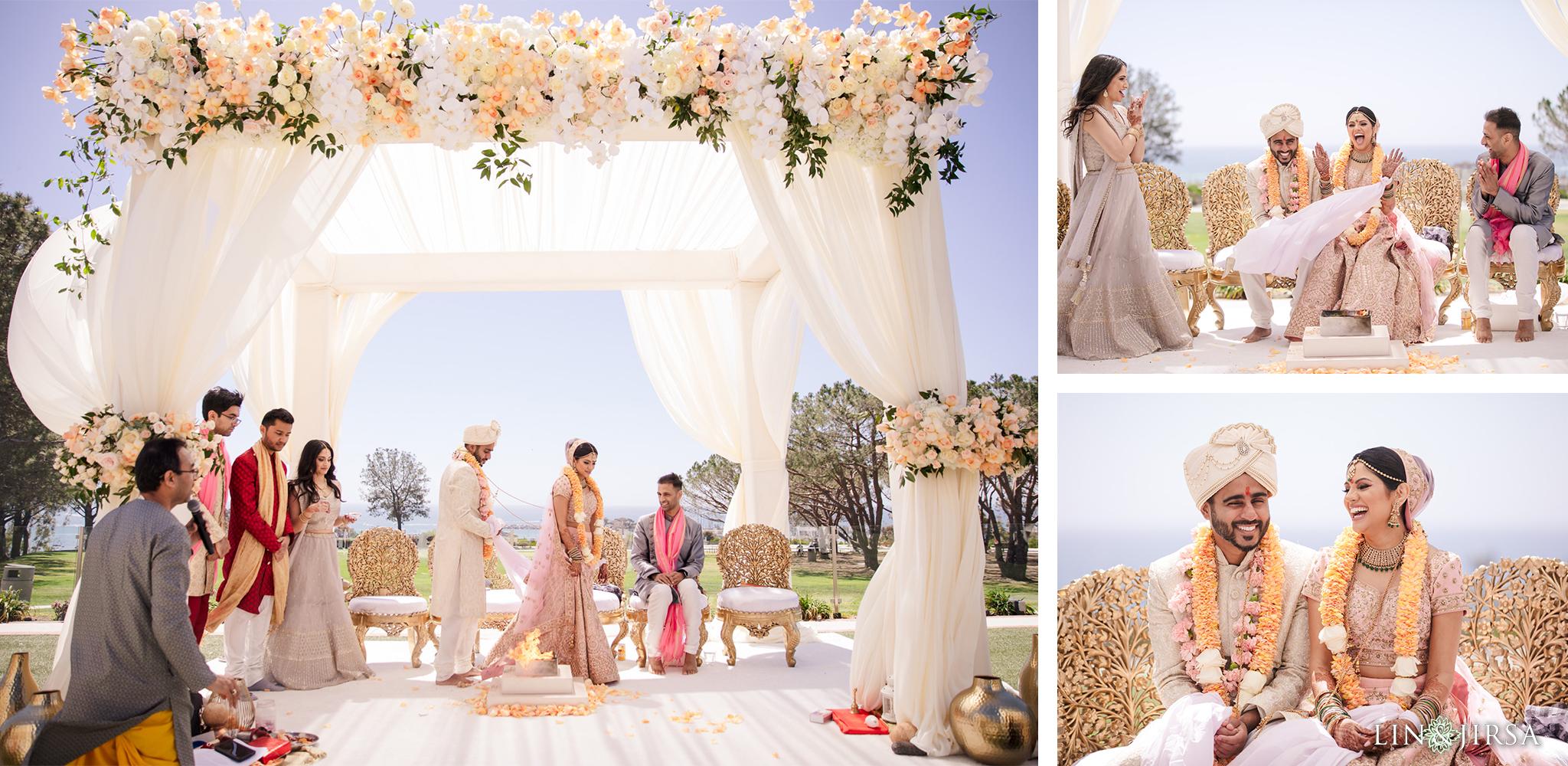 32 Laguna Cliffs Marriott Indian Wedding Photography