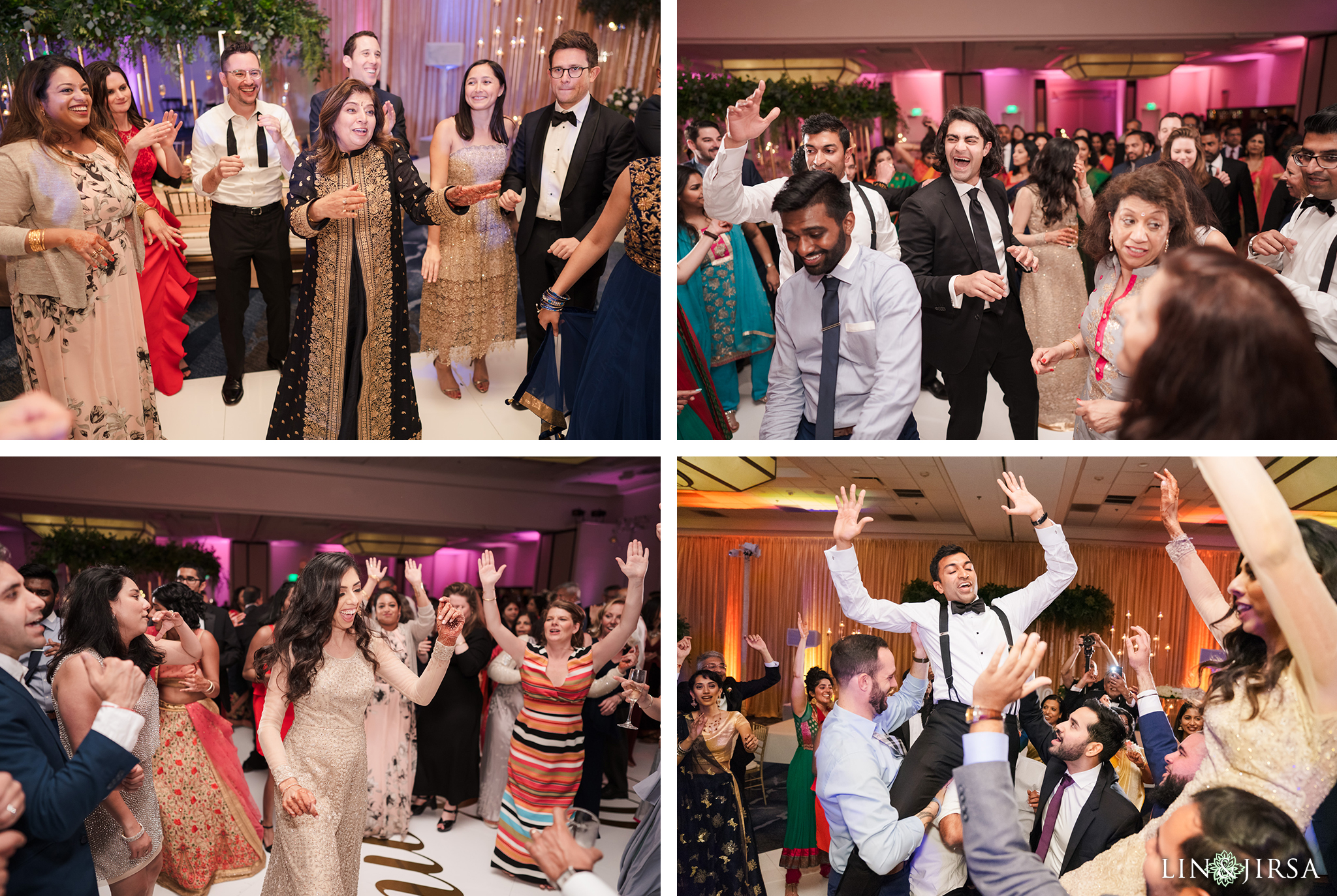 32 Newport Beach Marriott Indian Wedding Photography
