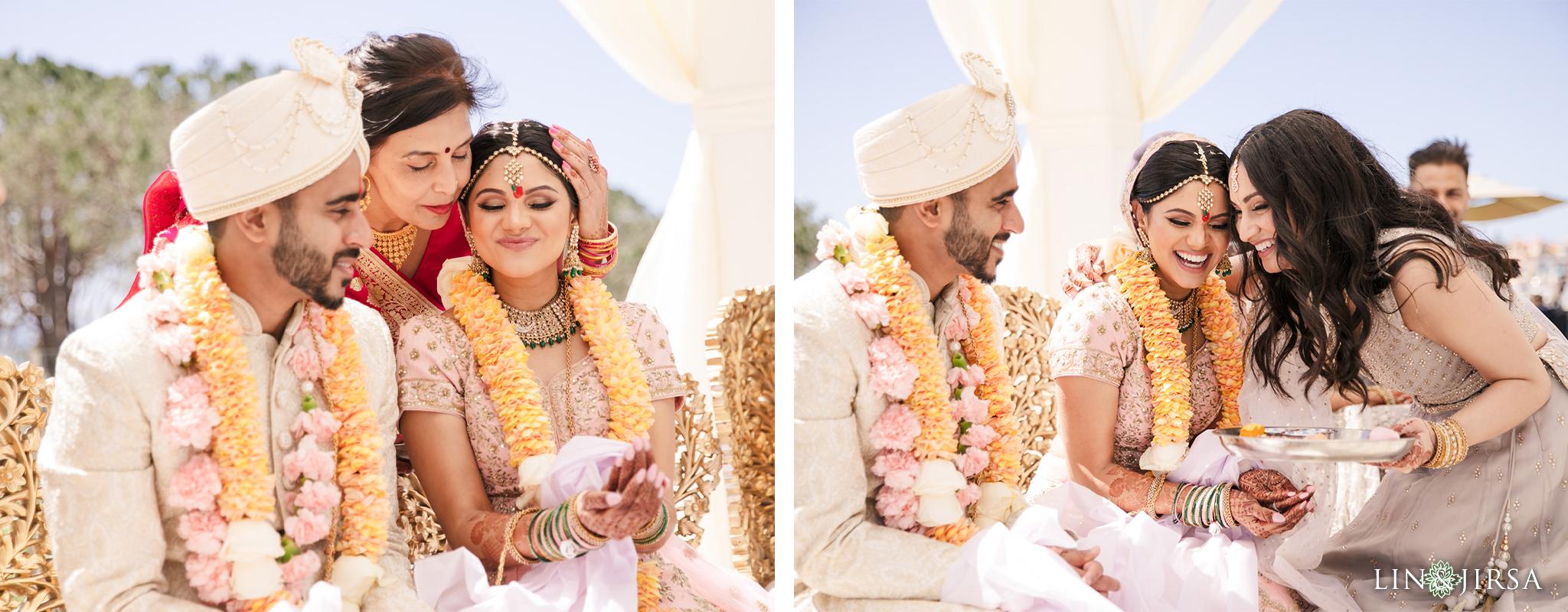 33 Laguna Cliffs Marriott Indian Wedding Photography