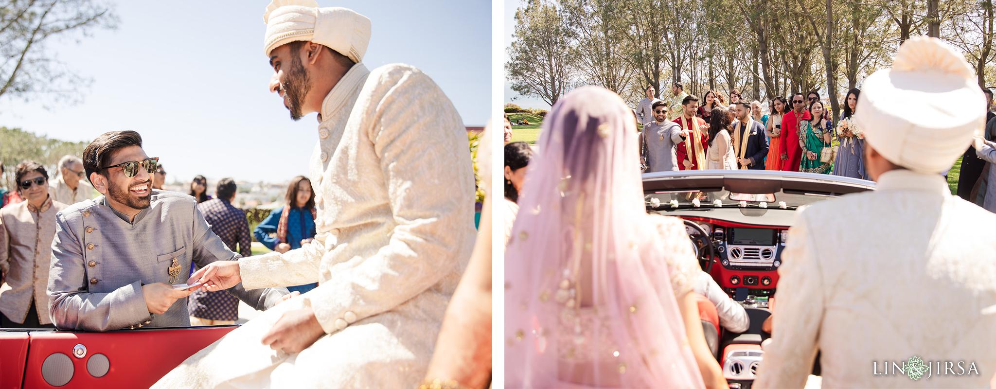 35 Laguna Cliffs Marriott Indian Wedding Photography
