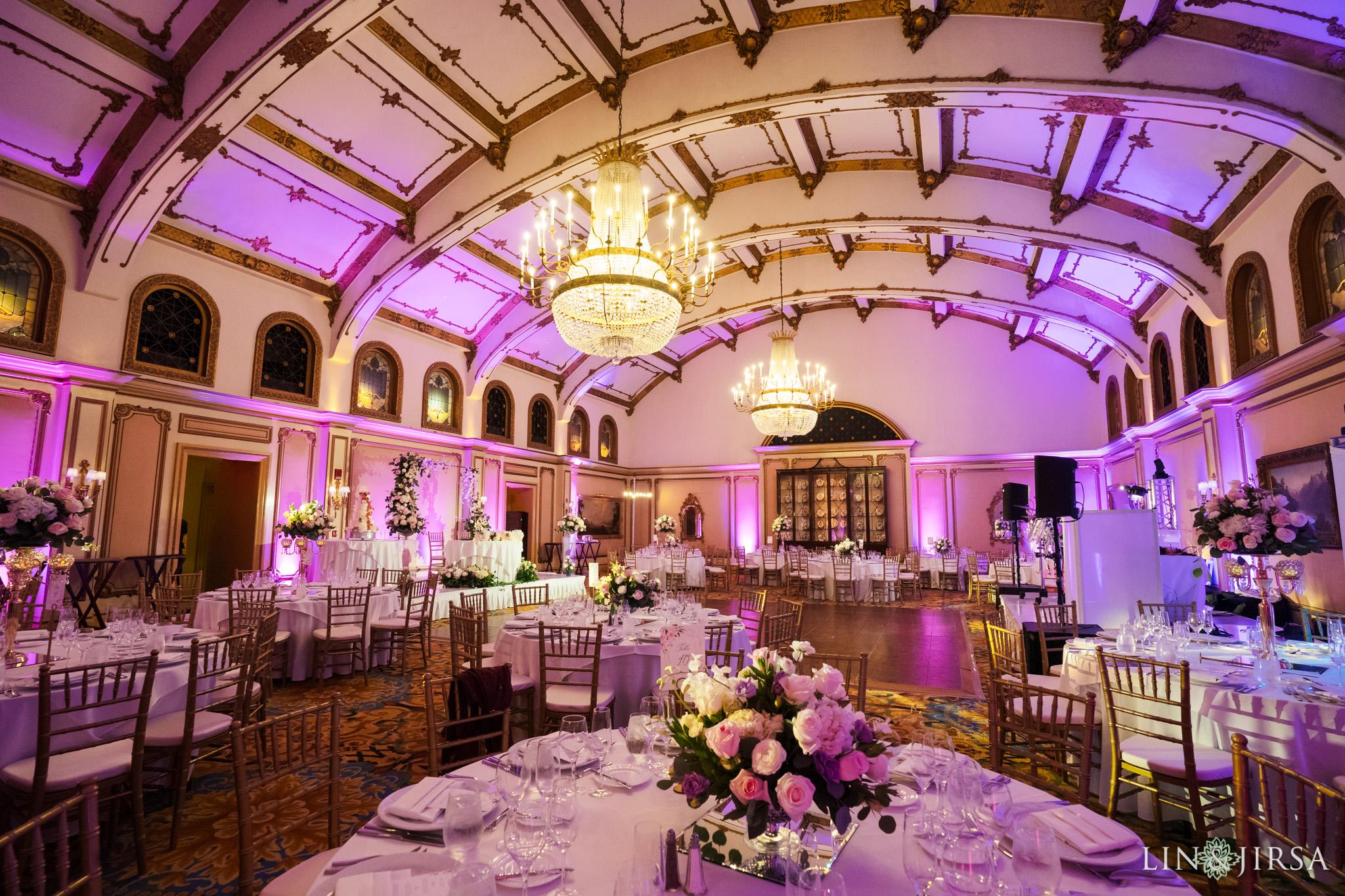 36 Langham Huntington Pasadena Wedding Photography