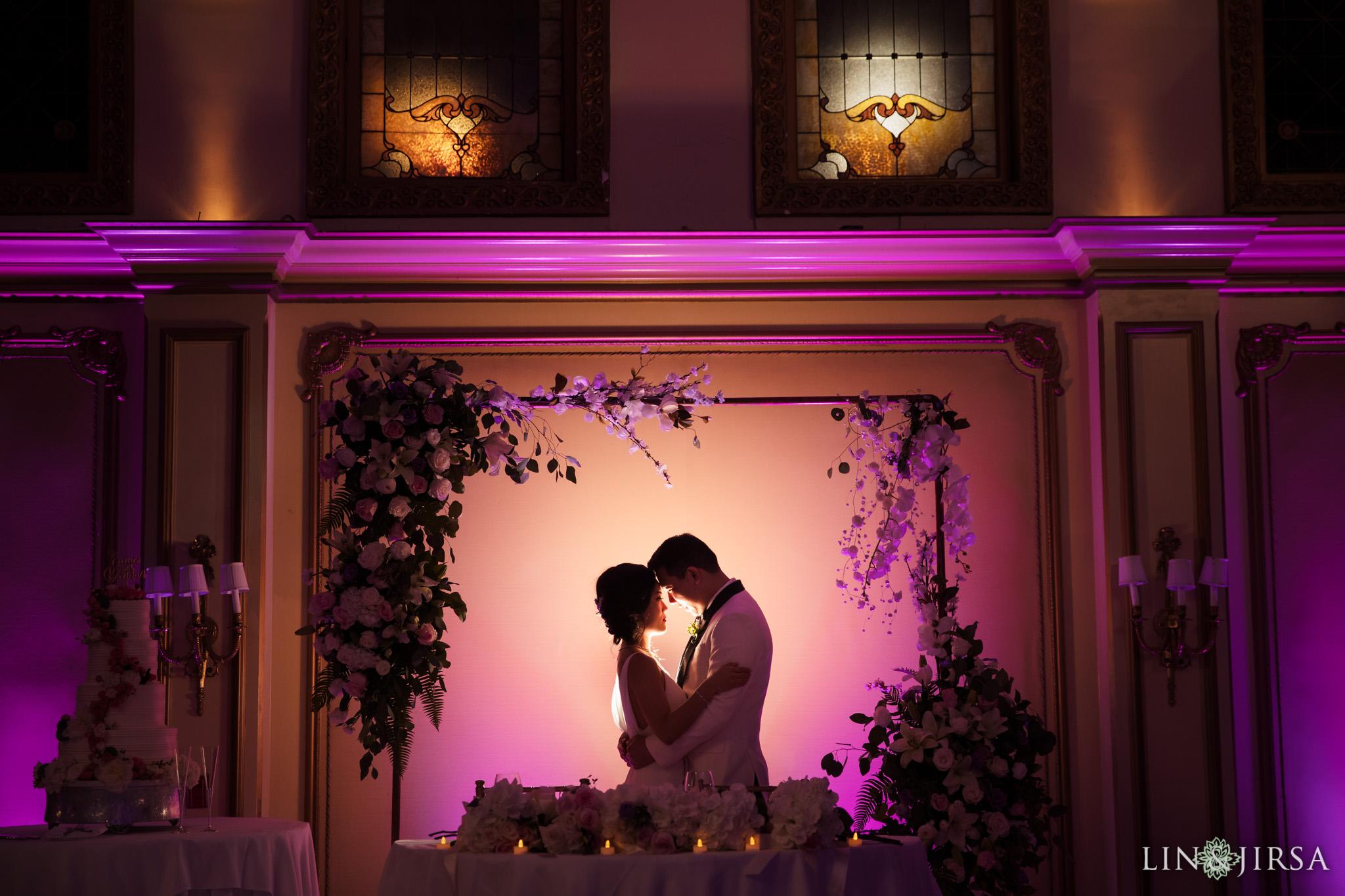 37 Langham Huntington Pasadena Wedding Photography