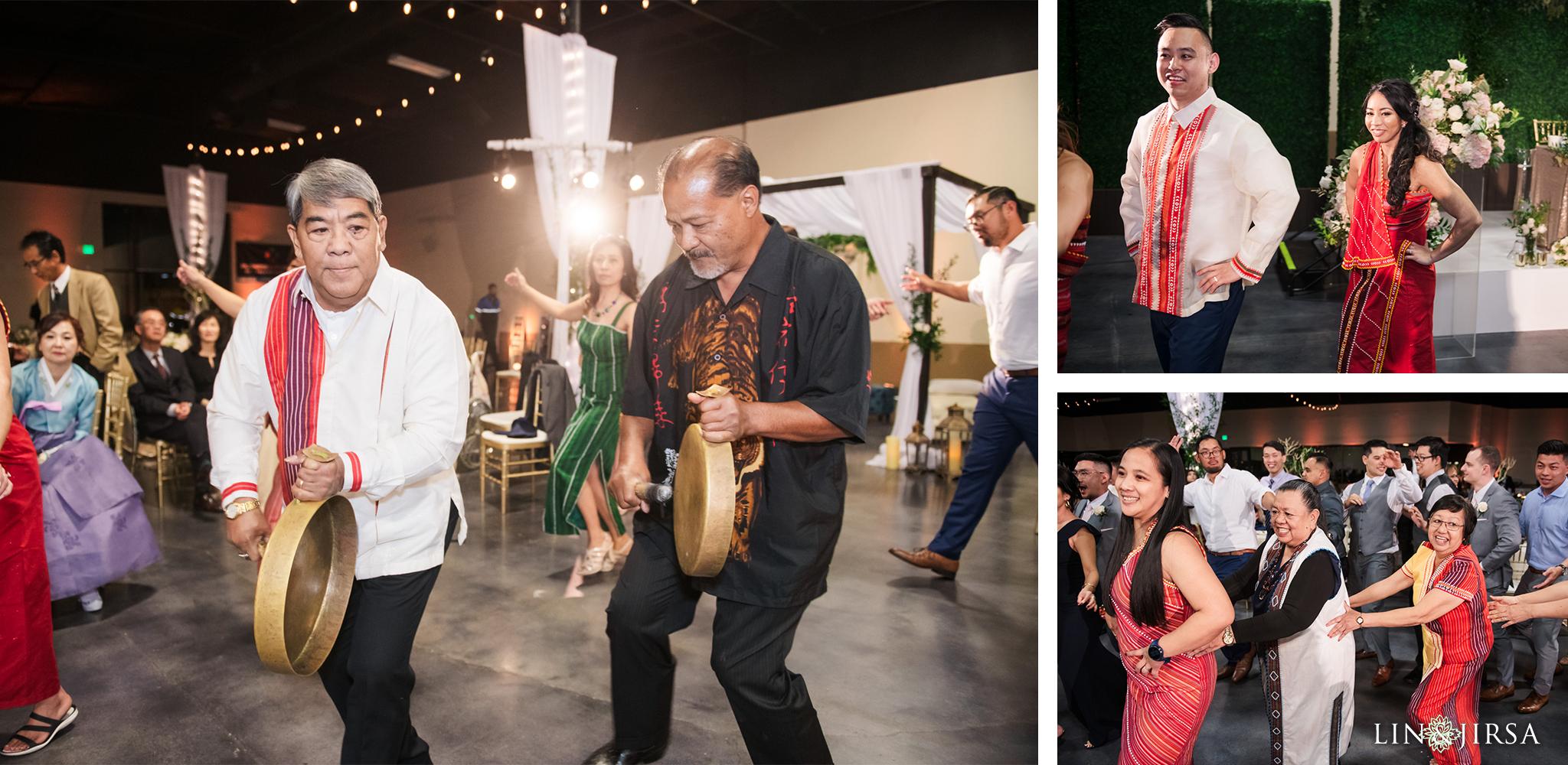 38 Business Expo Center Orange County Korean Filipino Wedding Photography