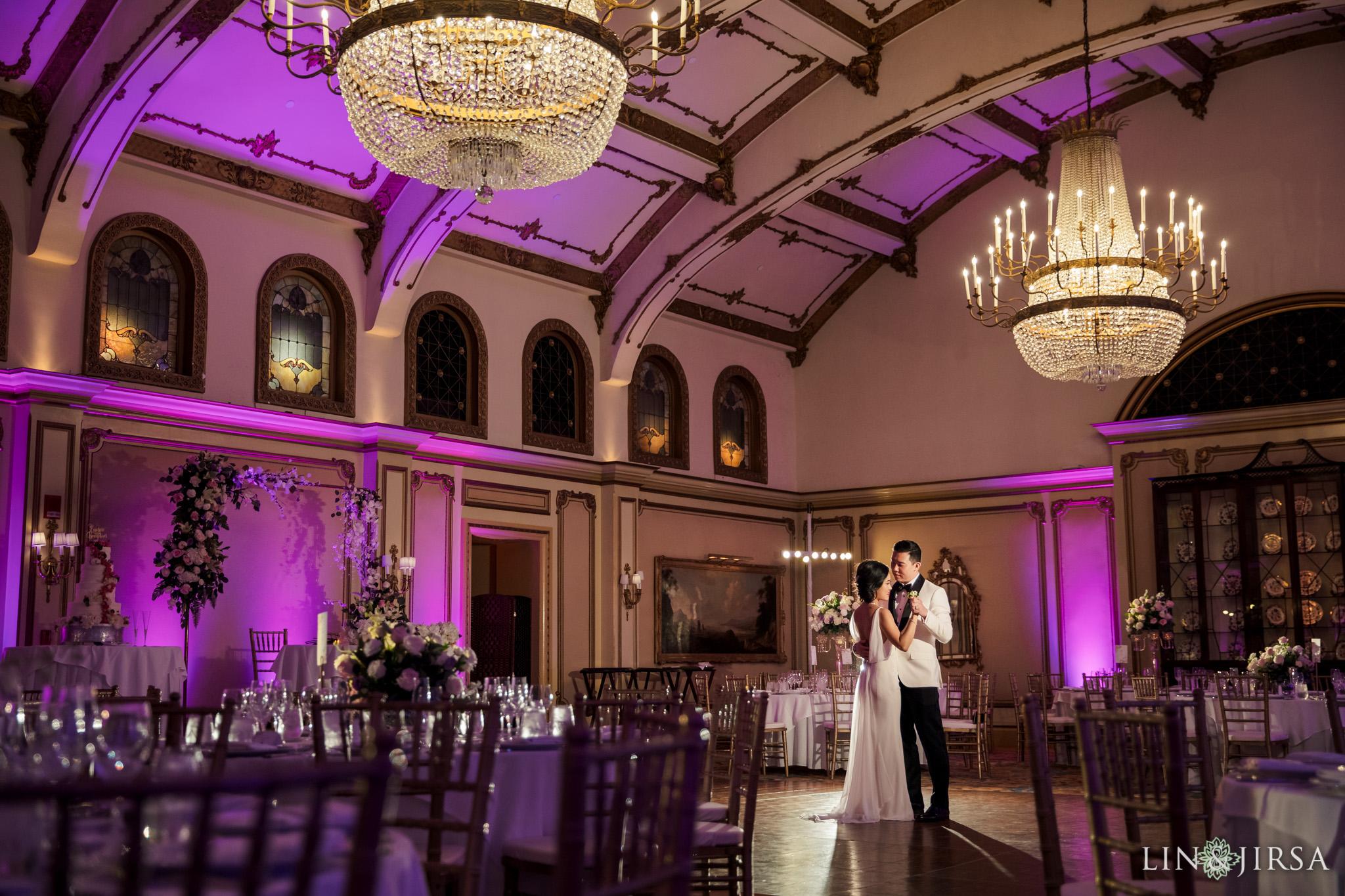 38 Langham Huntington Pasadena Wedding Photography