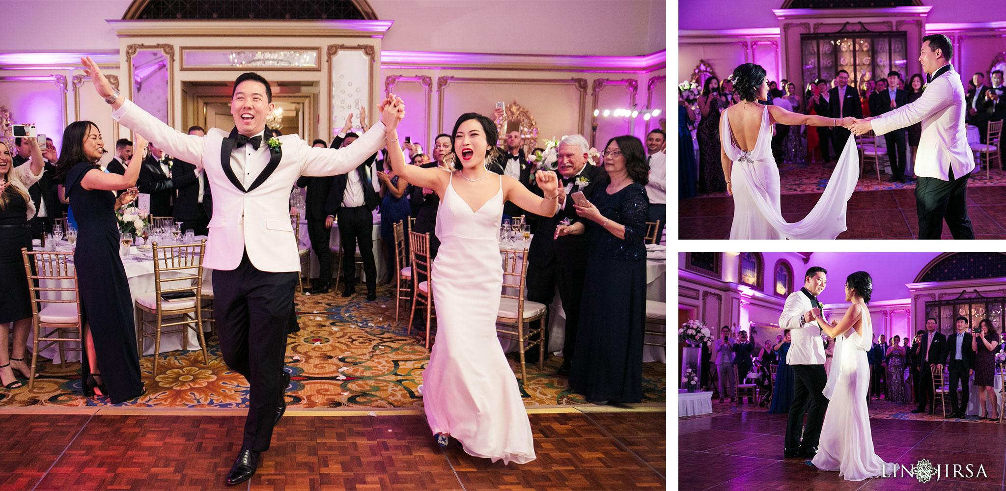 39 Langham Huntington Pasadena Wedding Photography