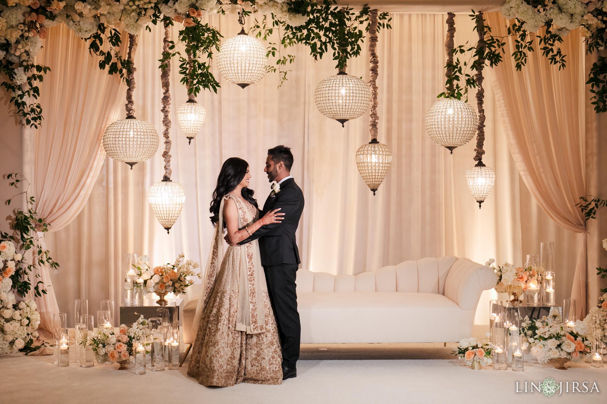 49 Laguna Cliffs Marriott Indian Wedding Photography
