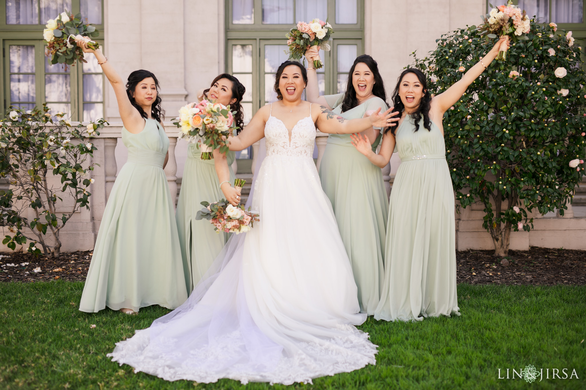 72 The Ebell Los Angeles Wedding Photography