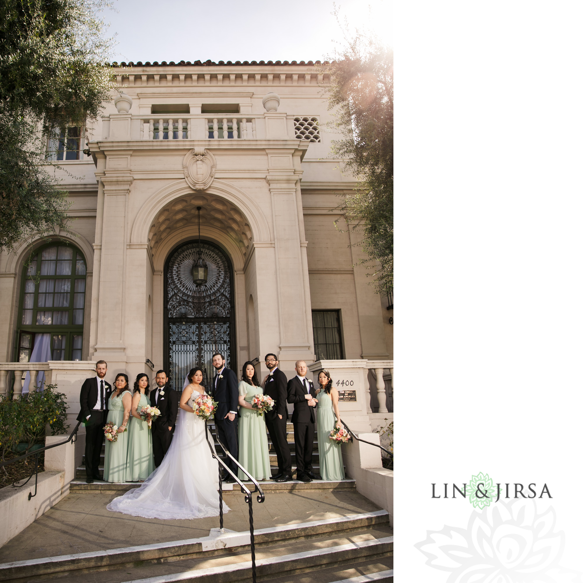 73 The Ebell Los Angeles Wedding Photography