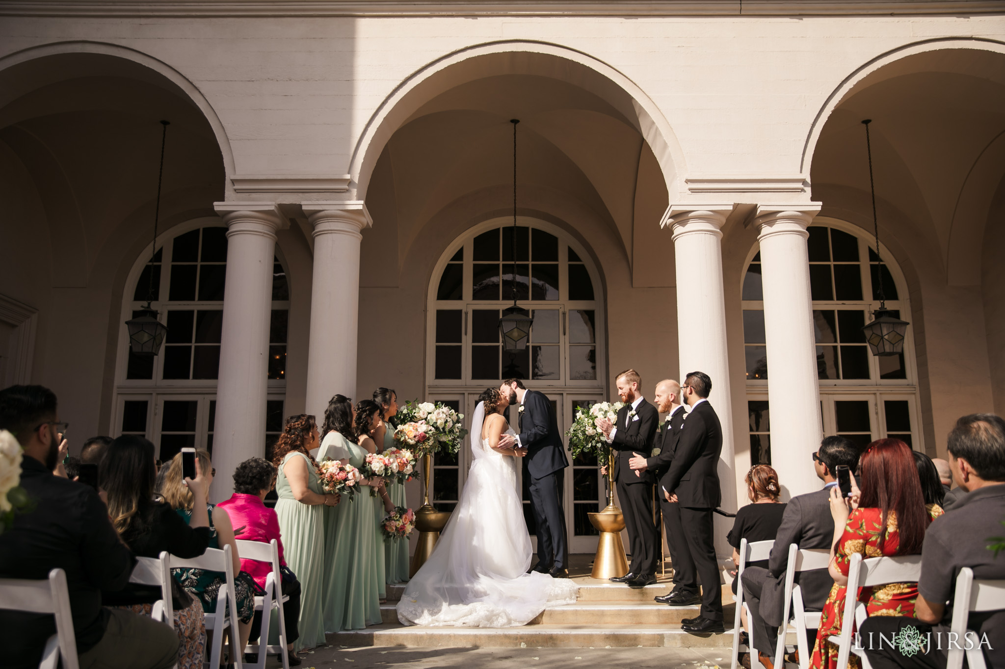 79 The Ebell Los Angeles Wedding Photography