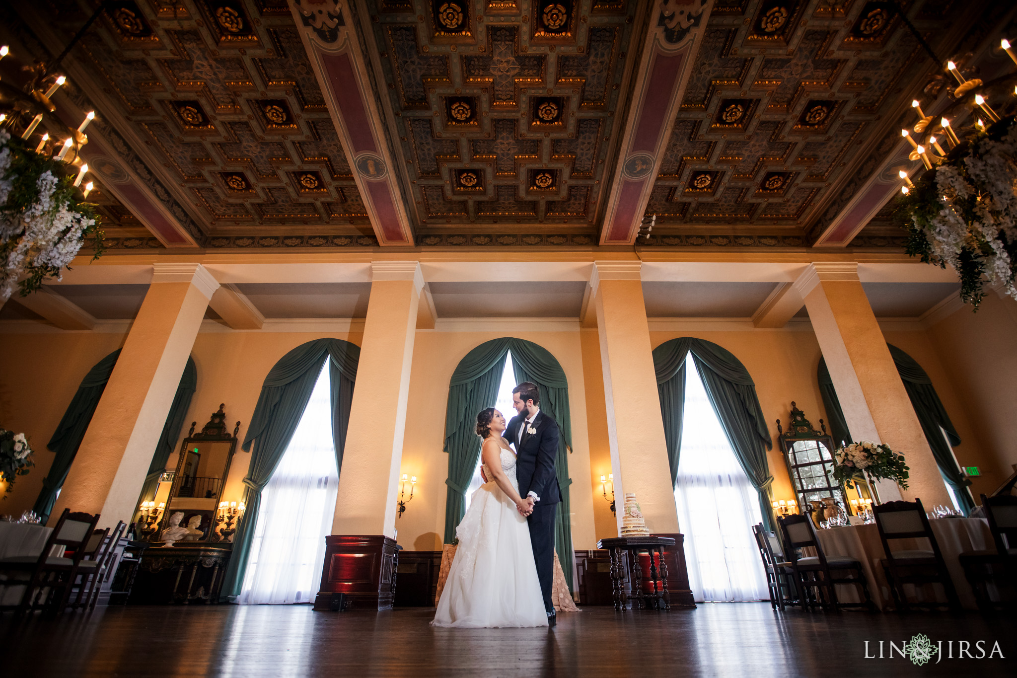 87 The Ebell Los Angeles Wedding Photography