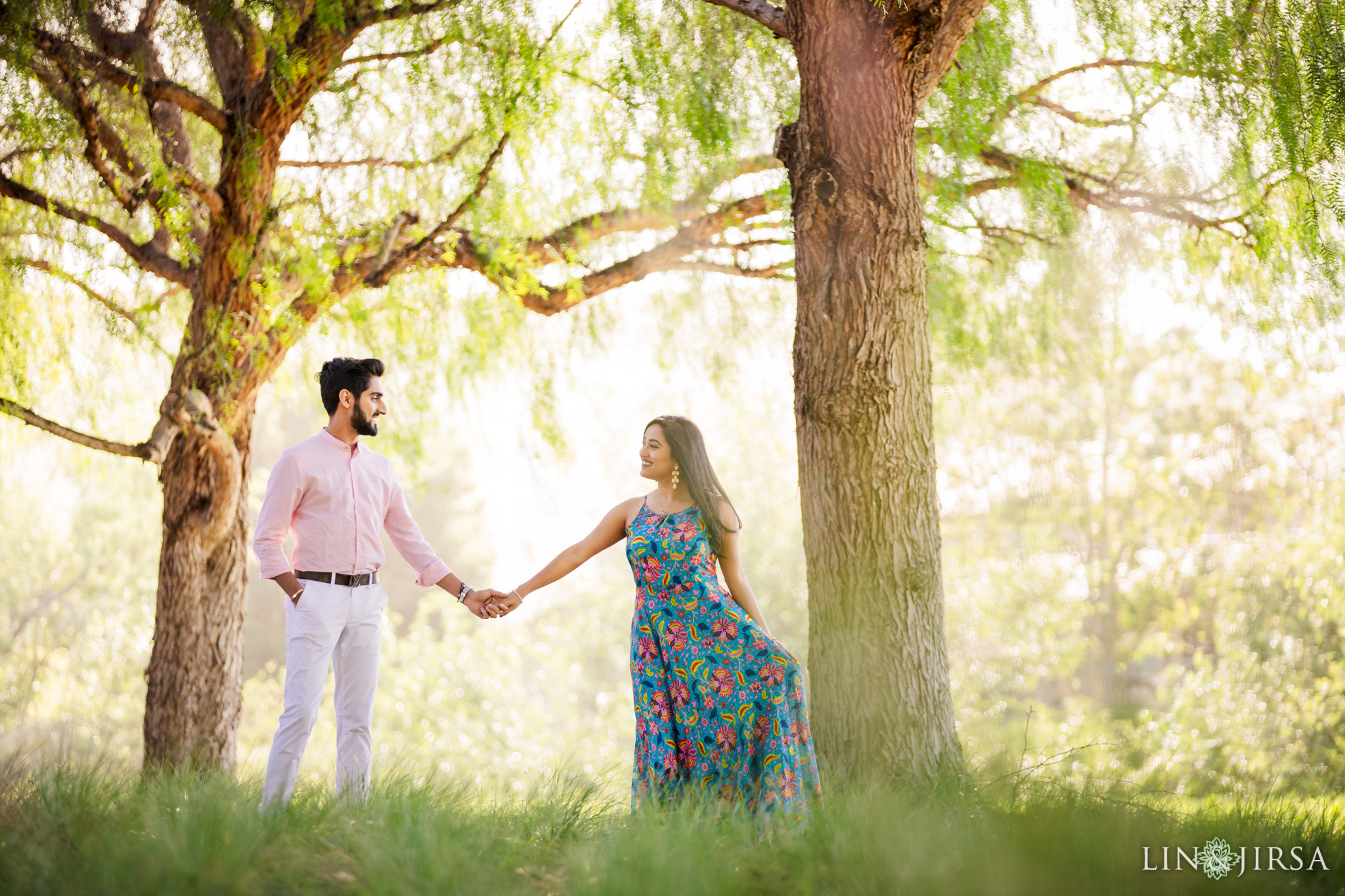 ZLS Quail Hill Irvine Engagement Photography