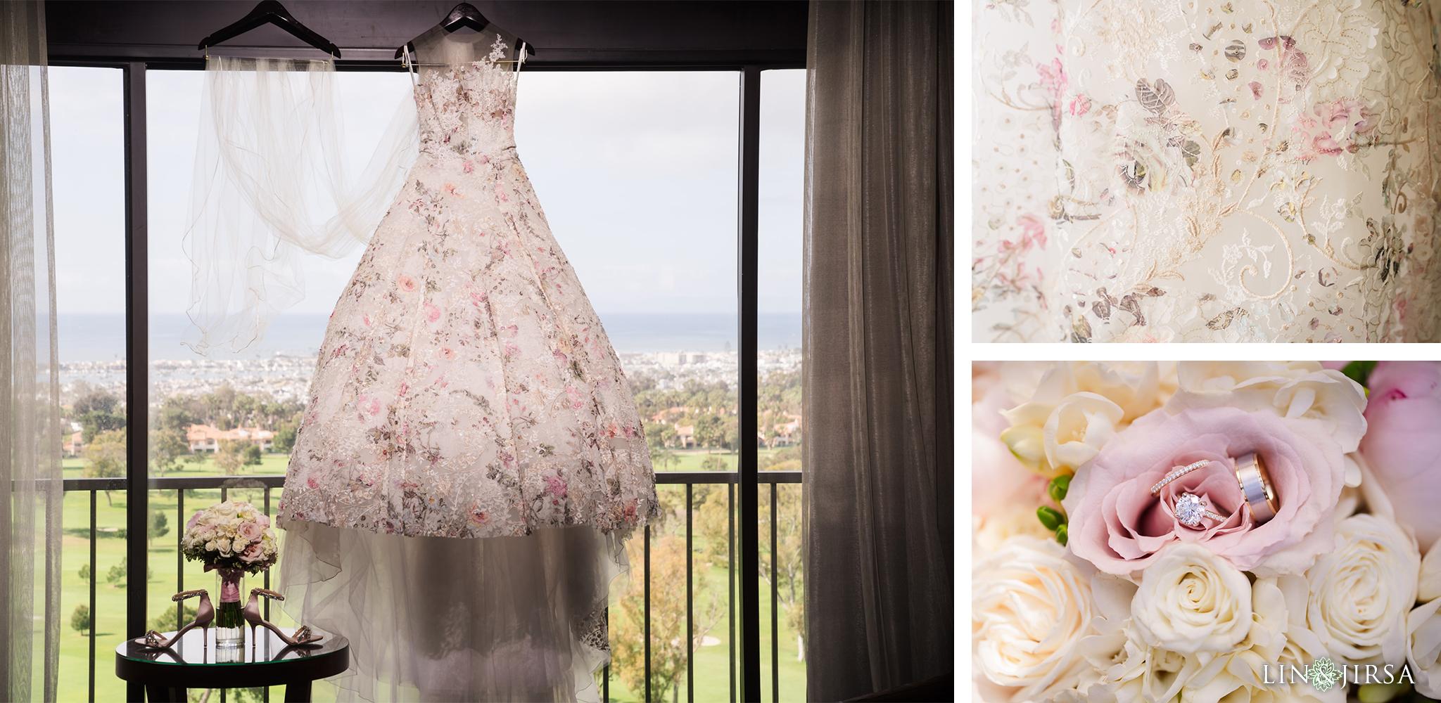 zms Newport Beach Marriott Indian Wedding Photography 1
