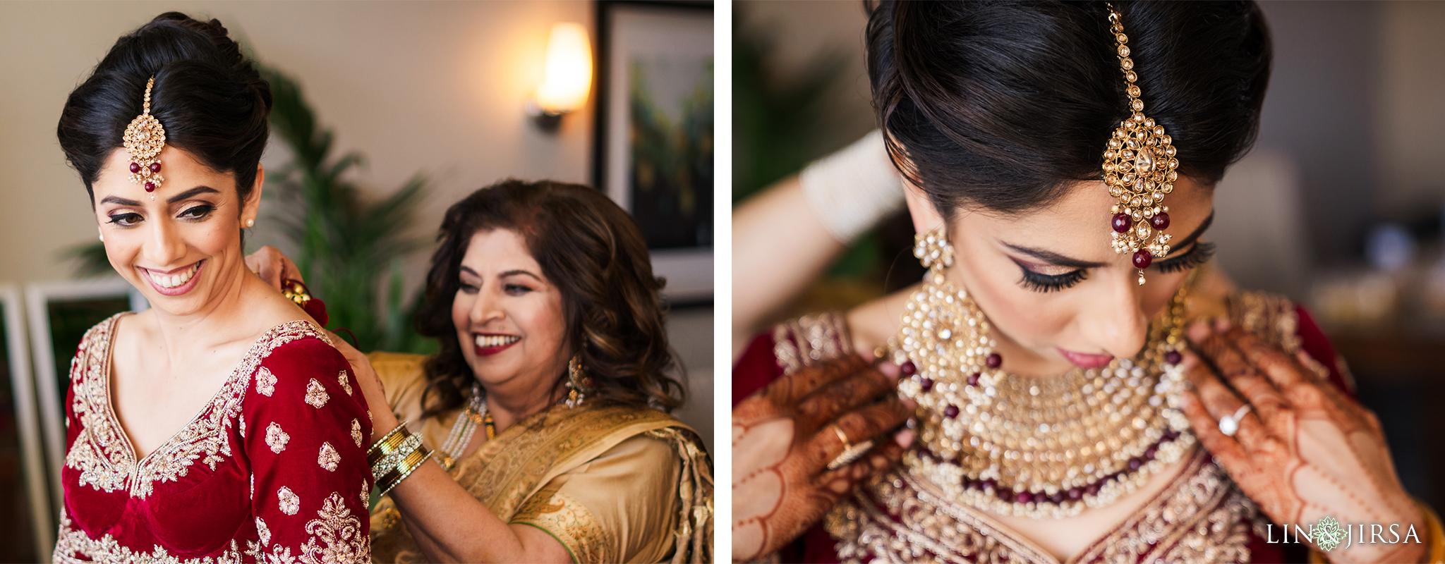 zms Newport Beach Marriott Indian Wedding Photography