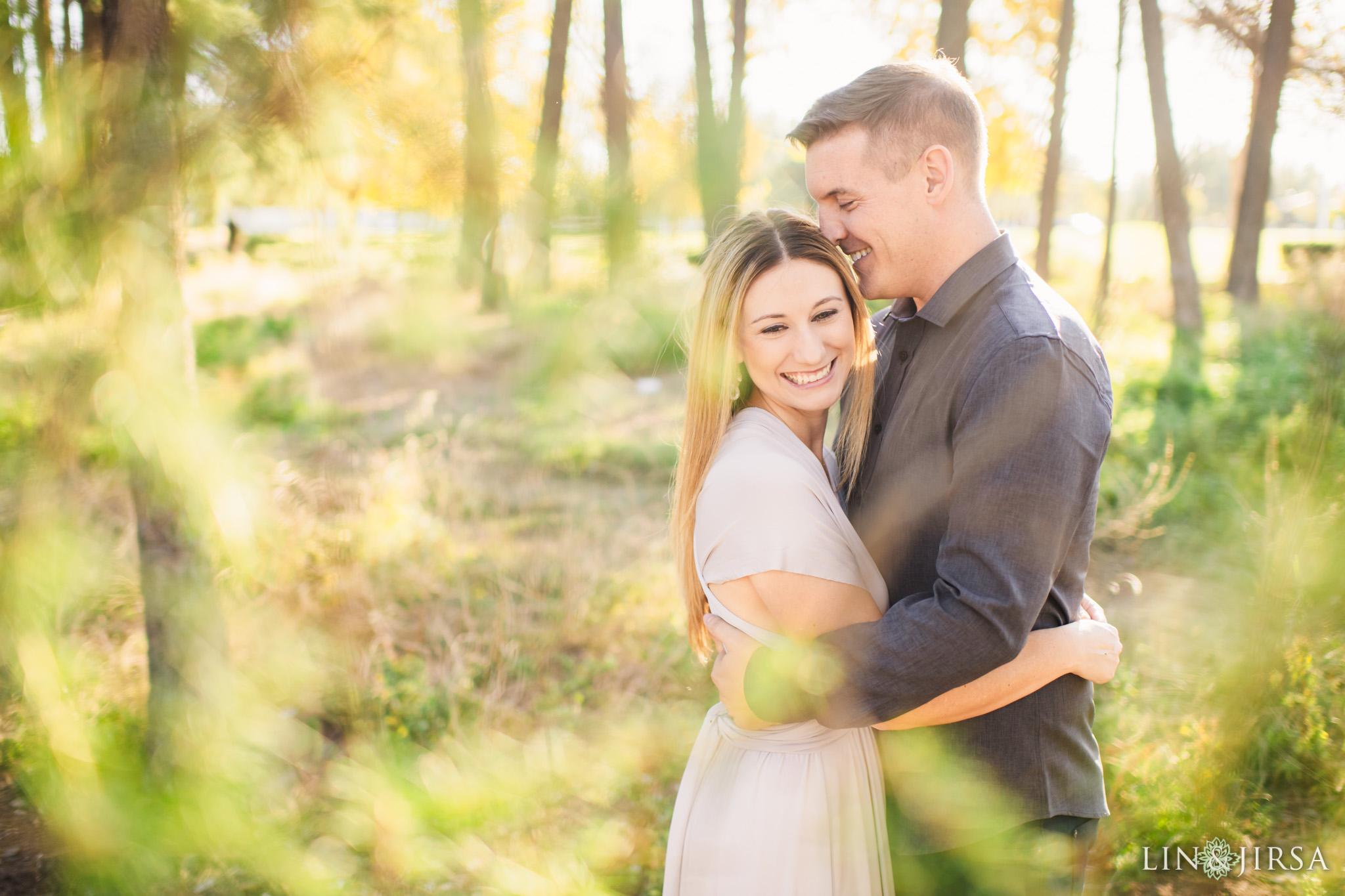 znb Cedar Grove Park Orange County Engagement Photography