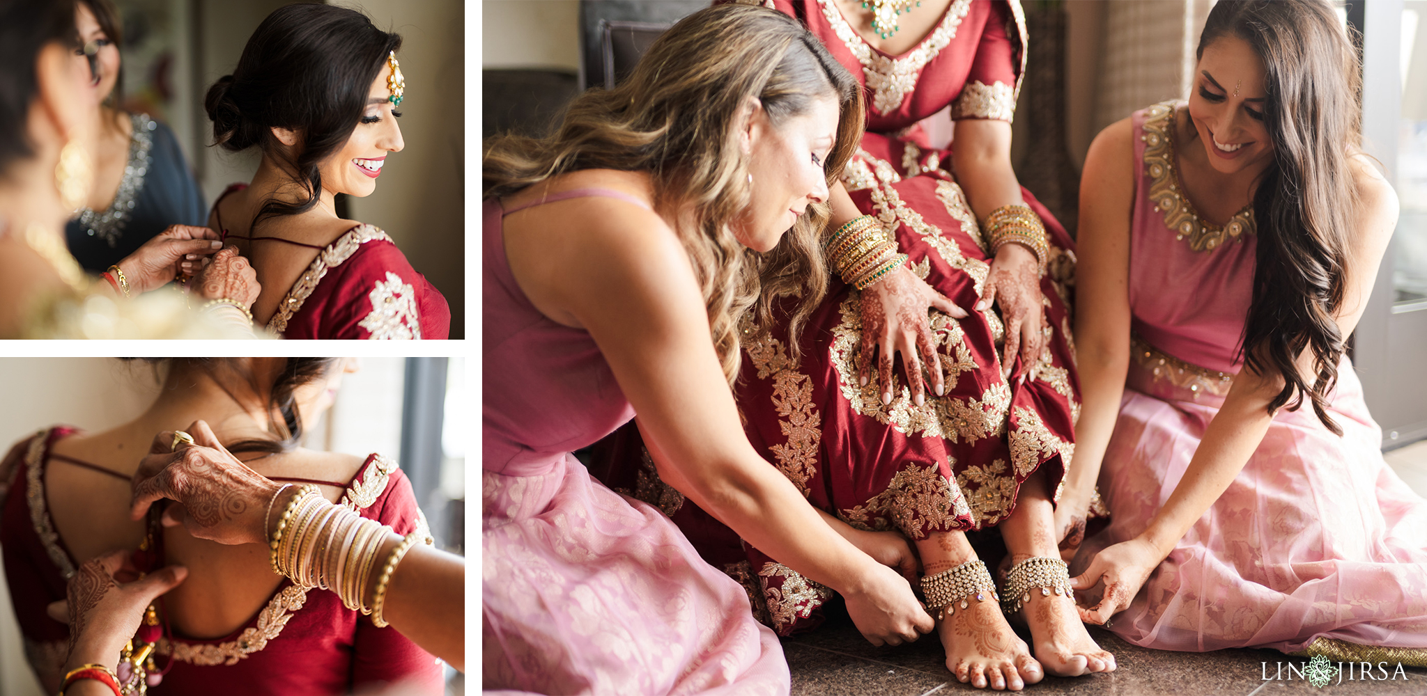0 The Ebell Los Angeles Bride Indian Wedding Photography
