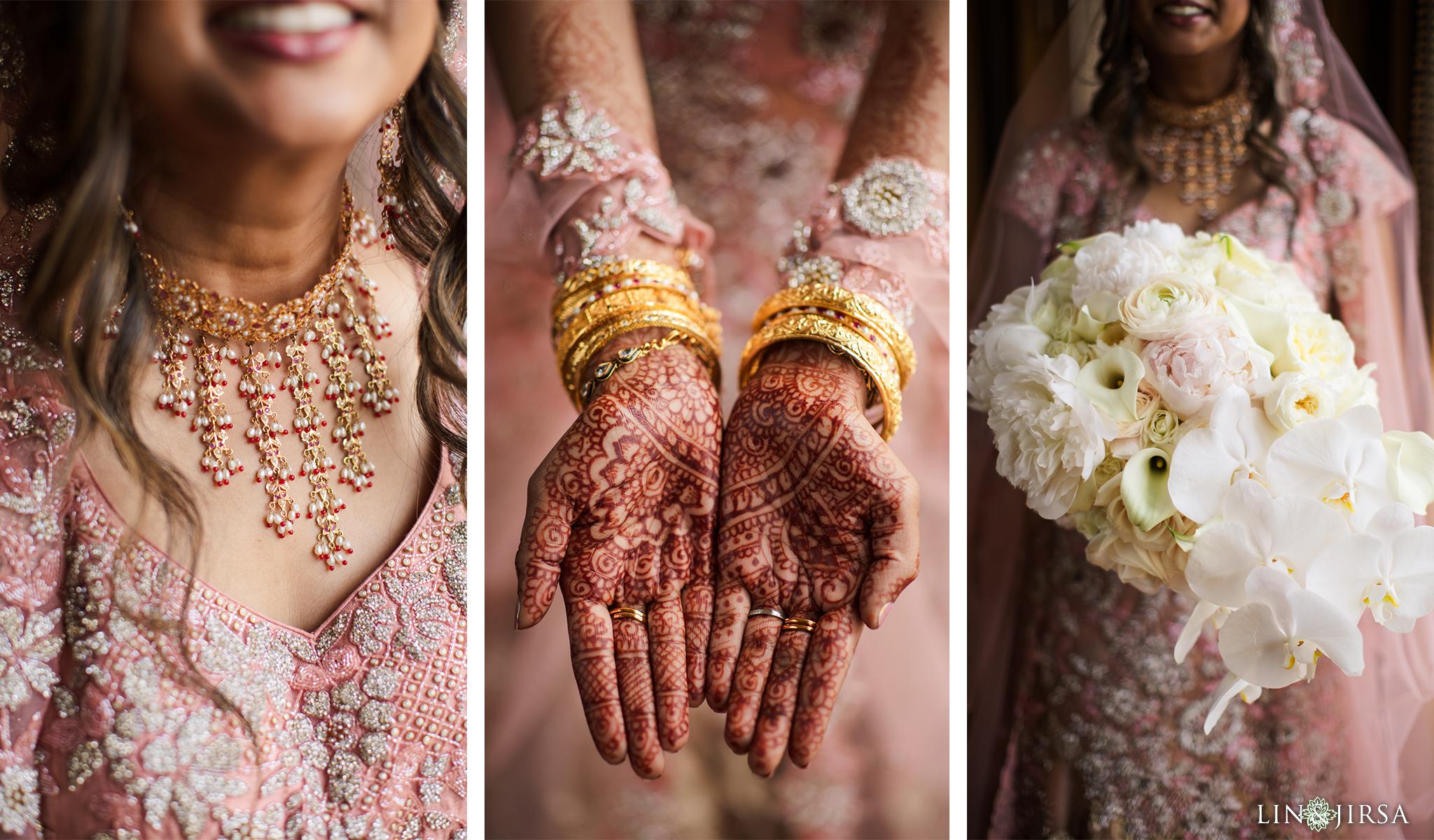 03 Langham Pasadena Multicultural Wedding Photography