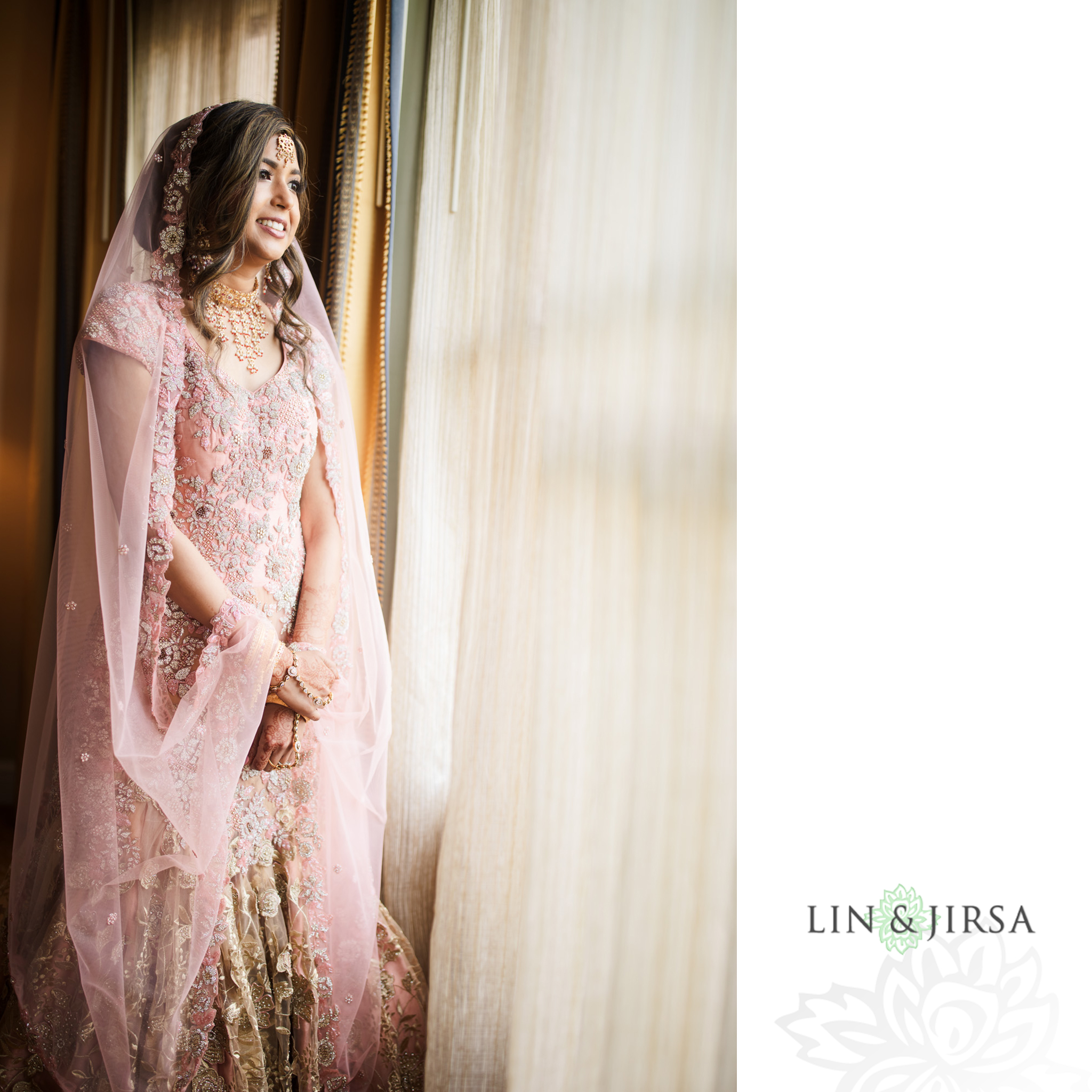 04 Langham Pasadena Multicultural Wedding Photography