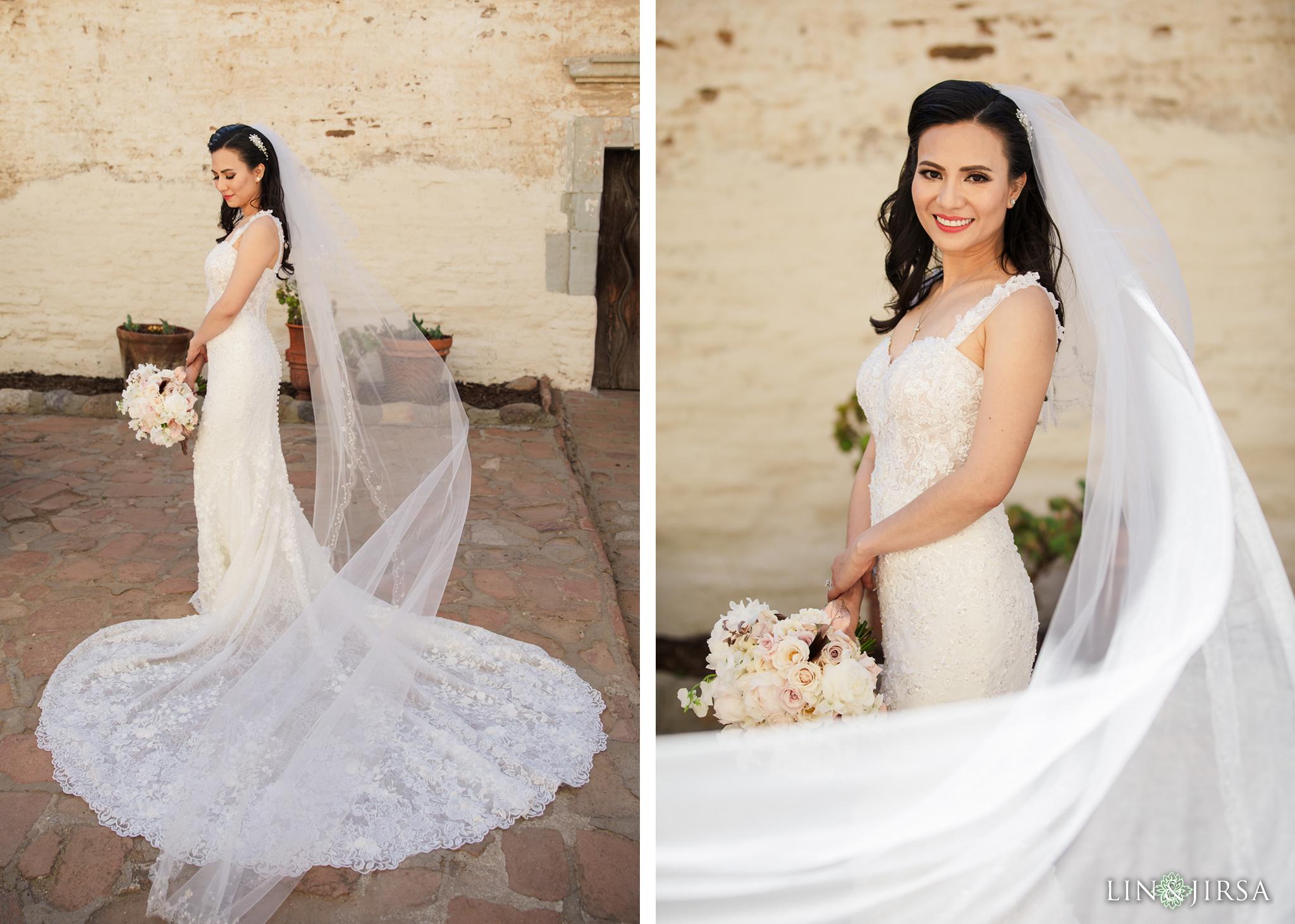 04 Mission Basilica San Juan Capistrano Wedding Photography
