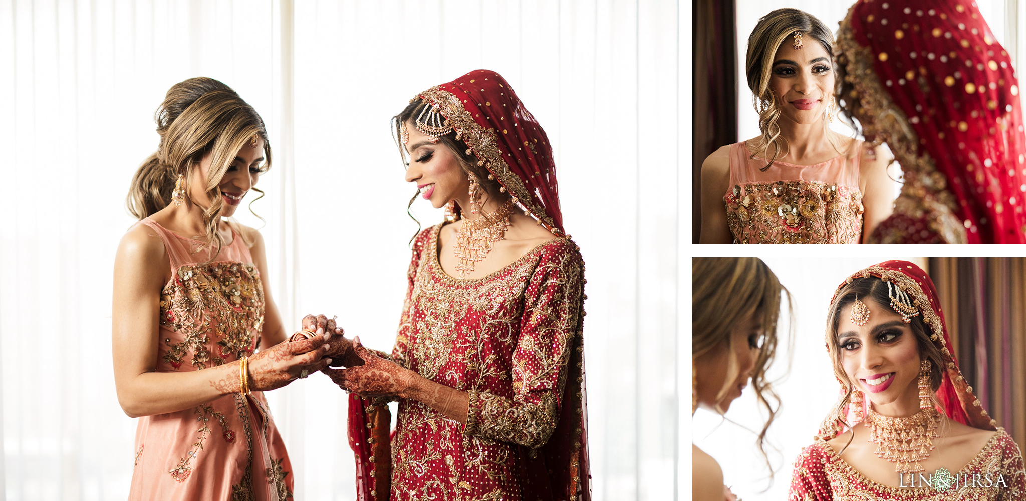 05 Hyatt Regency Garden Grove Pakistani Muslim Wedding Photography