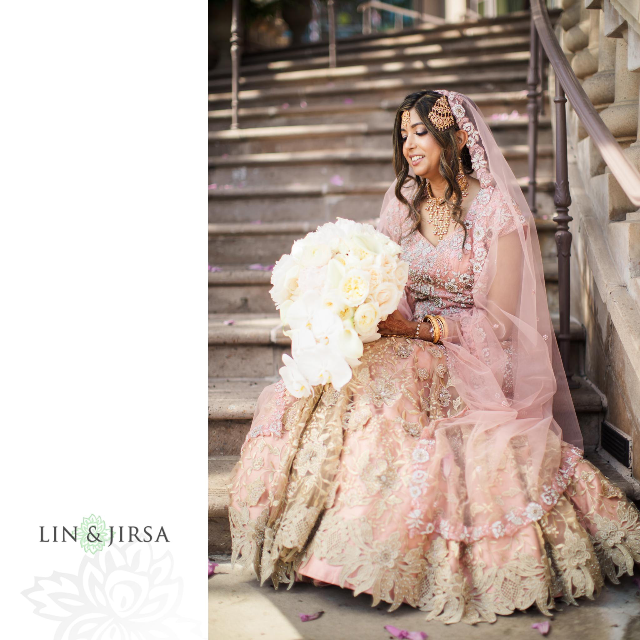 05 Langham Pasadena Multicultural Wedding Photography