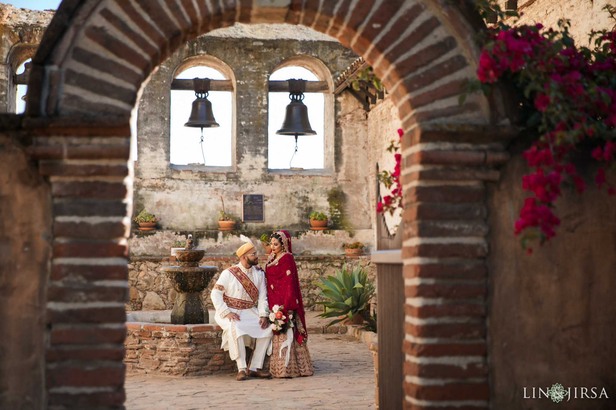 05 Mission San Juan Capistrano Shia Muslim Wedding Photography