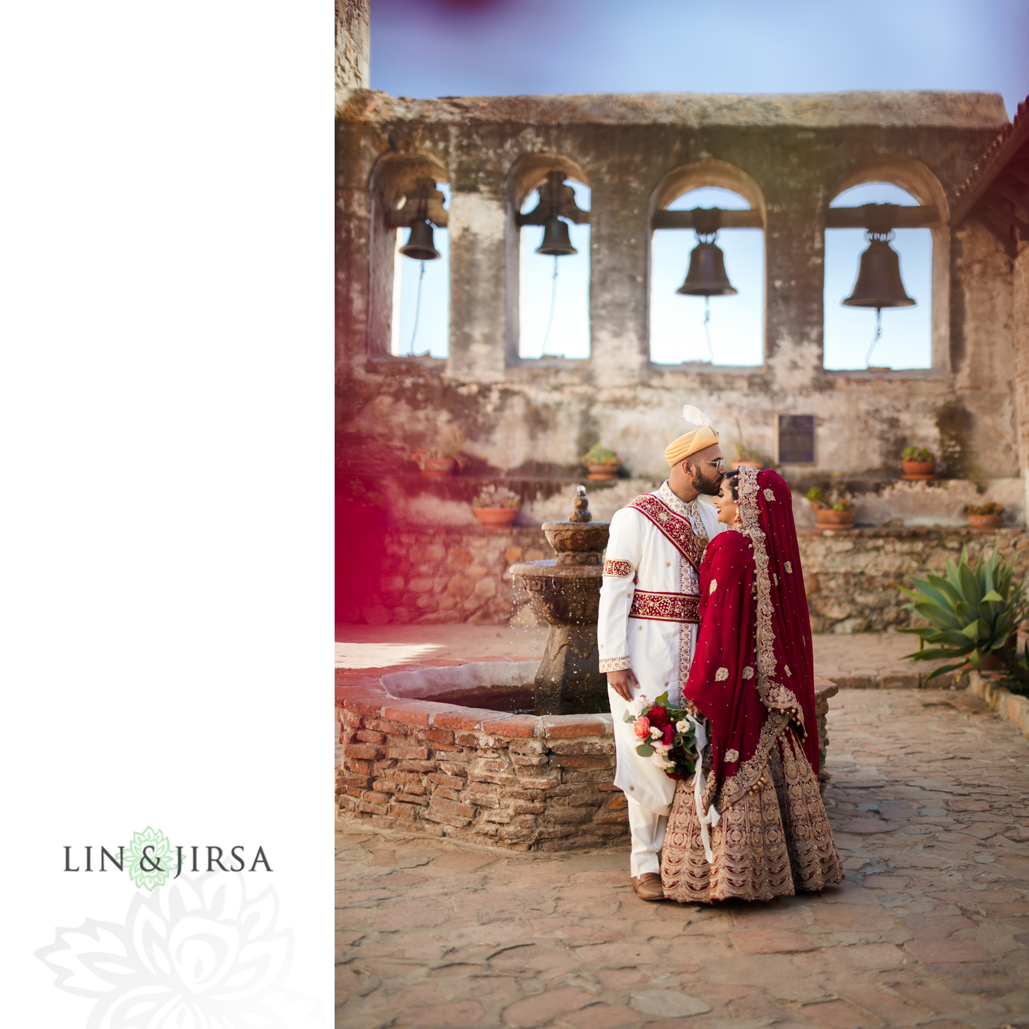 06 Mission San Juan Capistrano Shia Muslim Wedding Photography