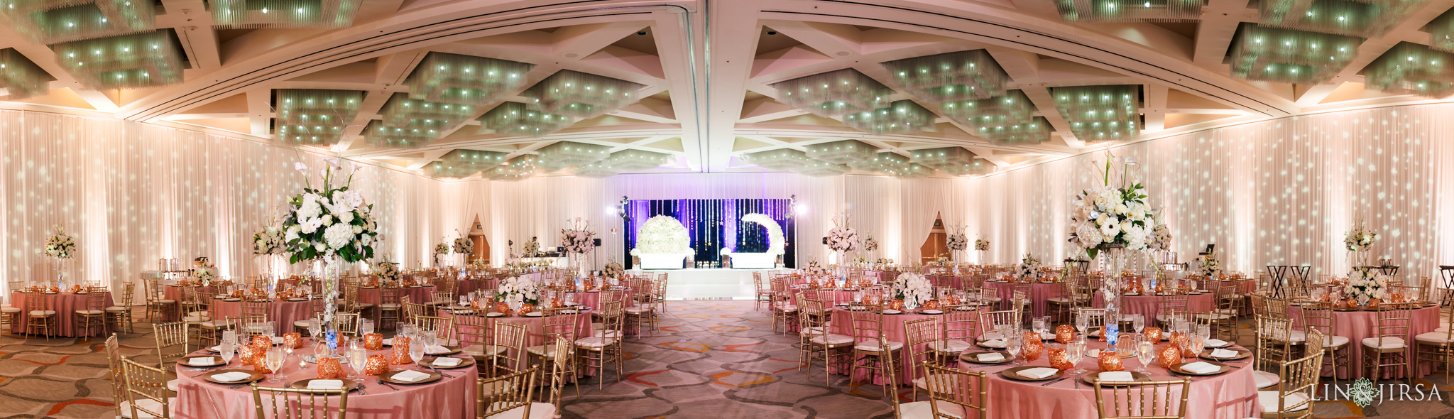 07 Hotel Irvine Joint Indian Reception Wedding Photography