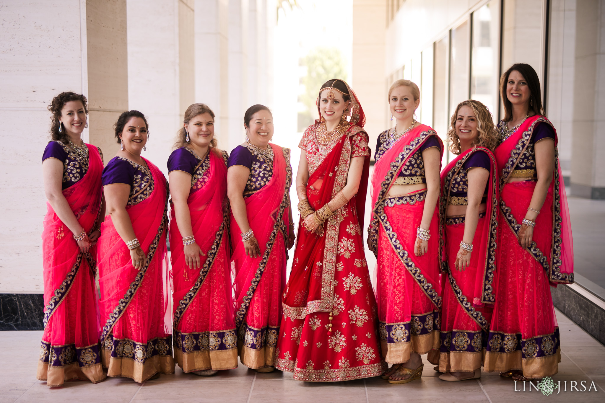 07 Hotel Irvine Multicultural Indian Wedding Photography