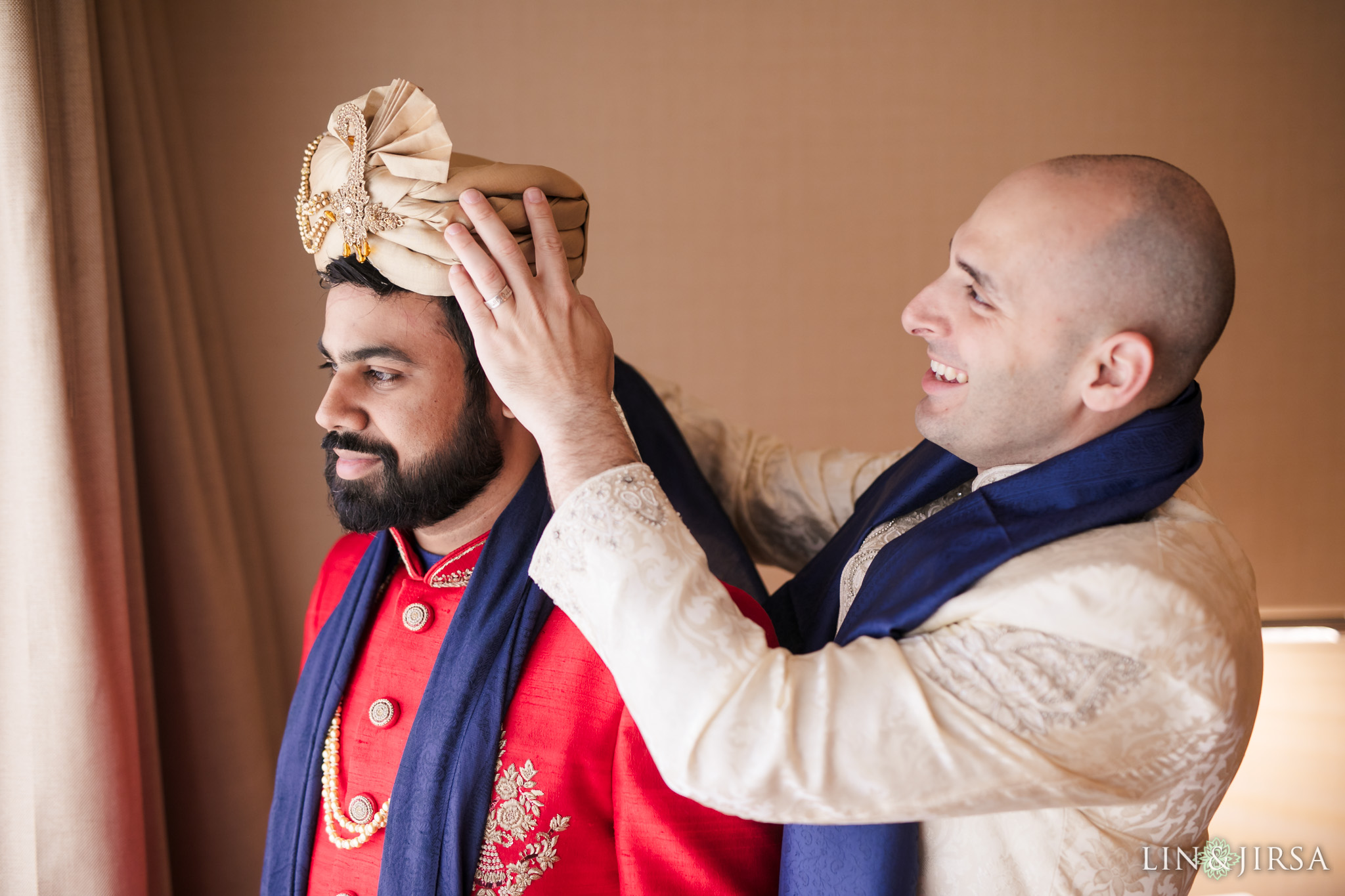 08 Hotel Irvine Multicultural Indian Wedding Photography