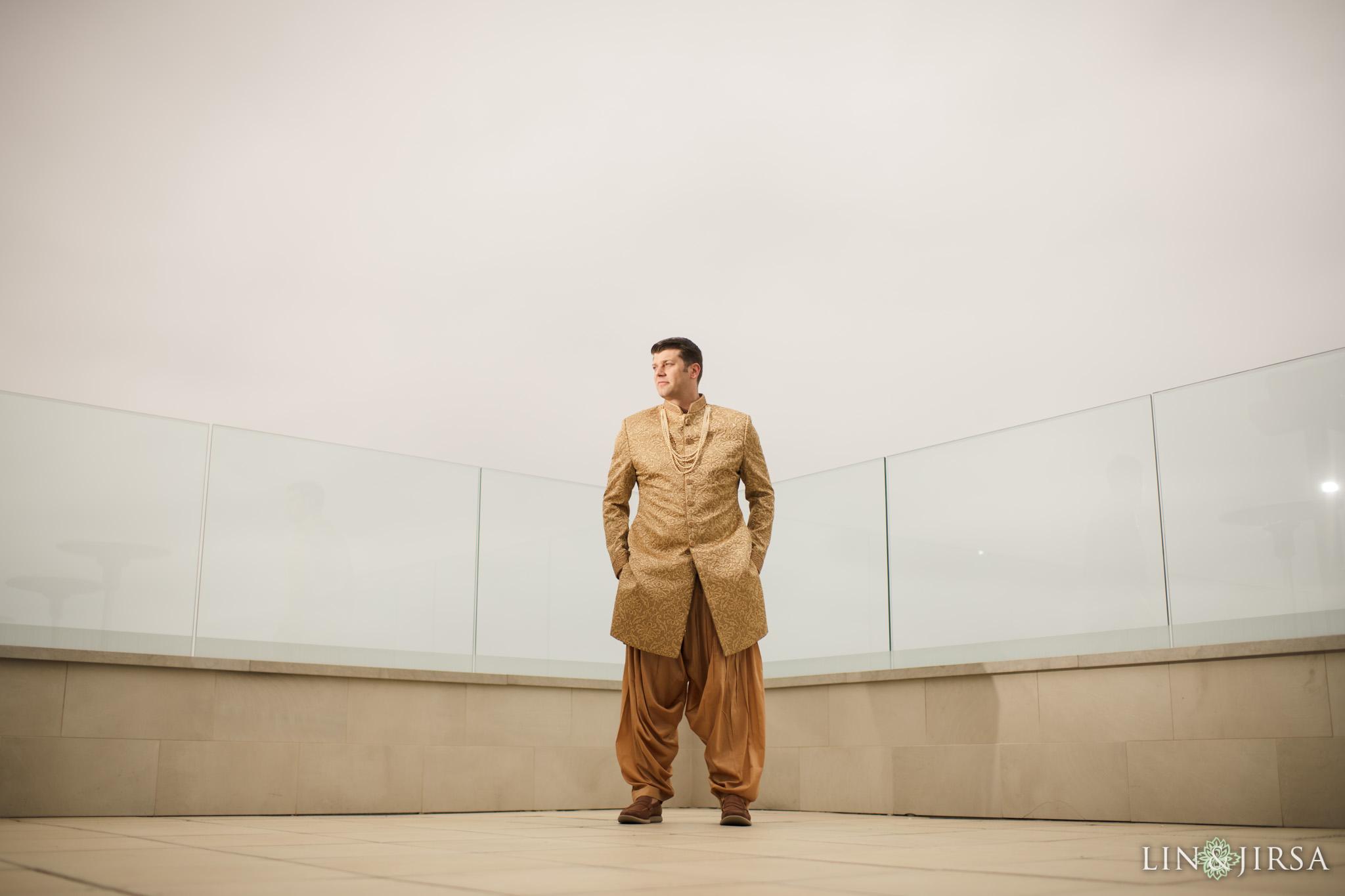 08 The Waterfront Beach Resort Orange County Indian Wedding Photography