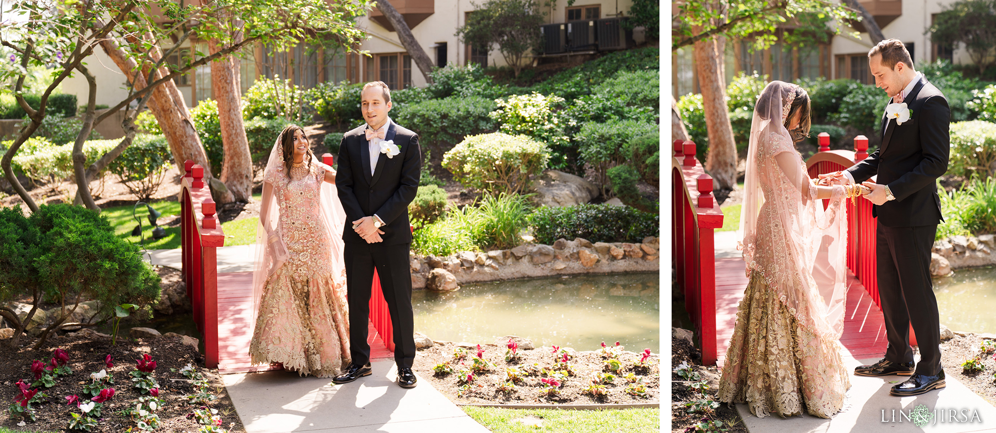 09 Langham Pasadena Multicultural Wedding Photography
