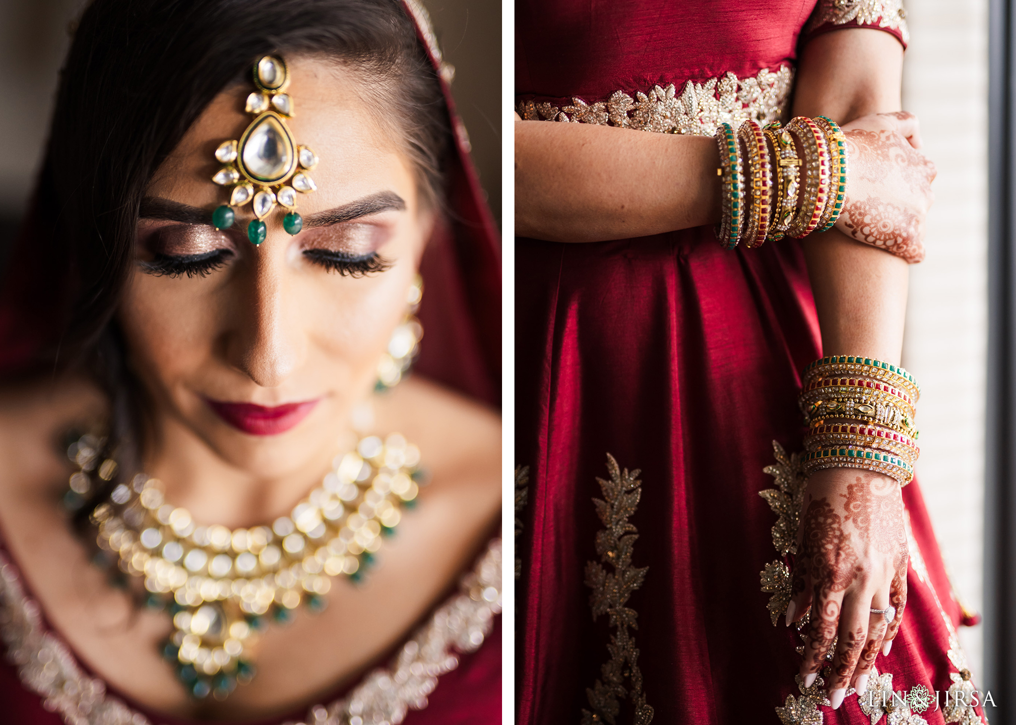 1 The Ebell Los Angeles Bride Indian Wedding Photography