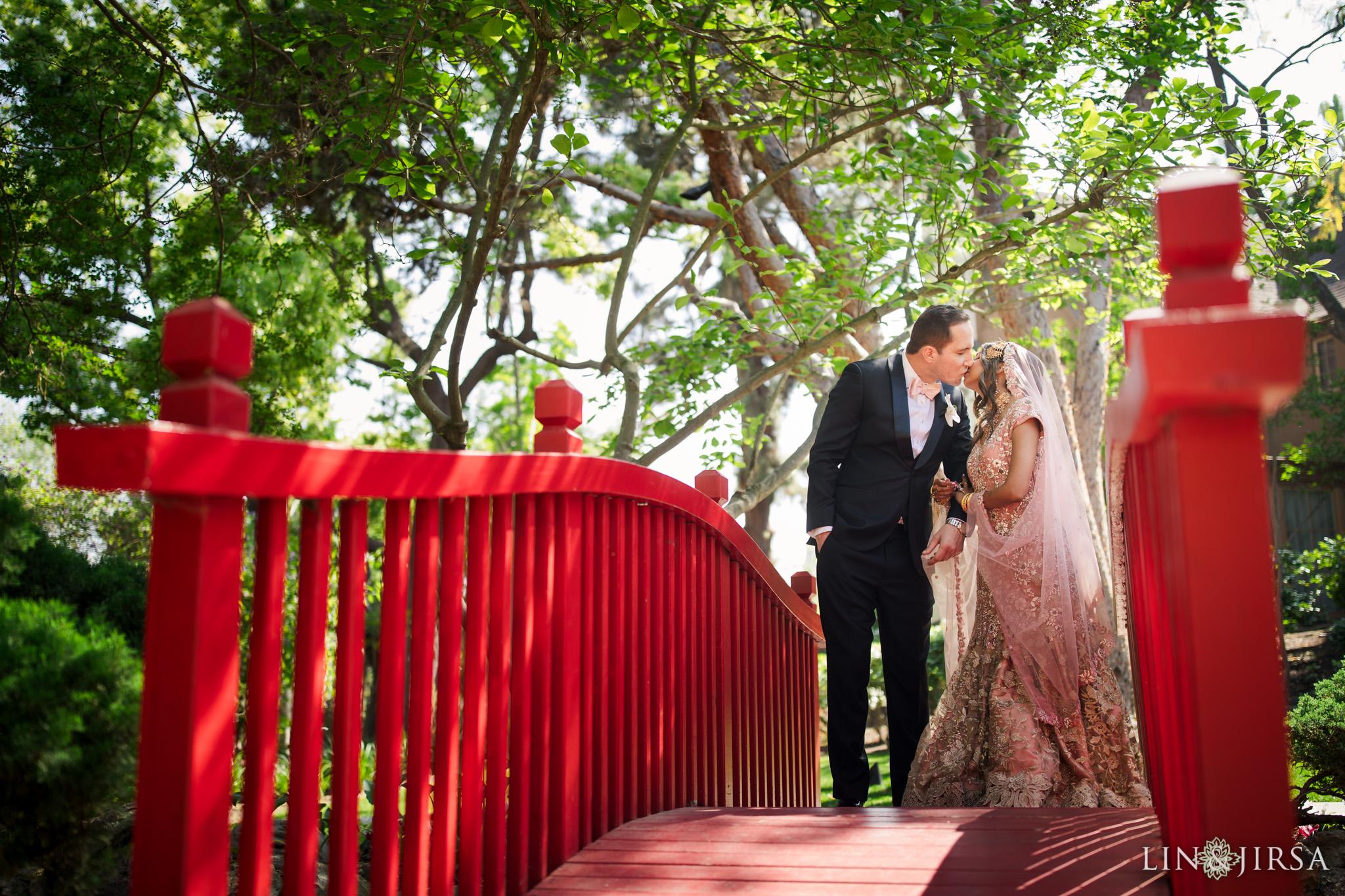 10 Langham Pasadena Multicultural Wedding Photography
