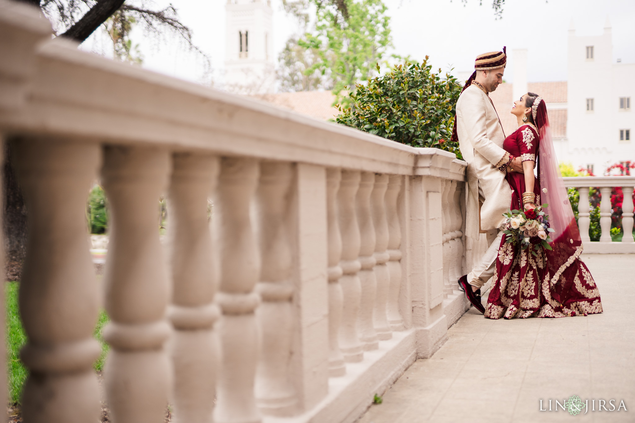 10 The Ebell Los Angeles Indian Wedding Photography