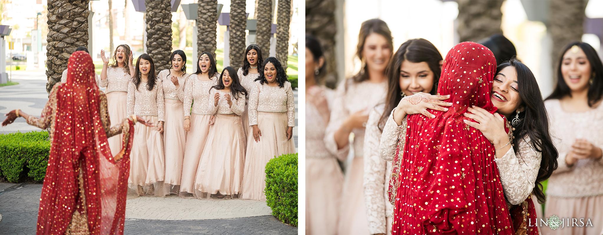 11 Hyatt Regency Garden Grove Pakistani Muslim Wedding Photography
