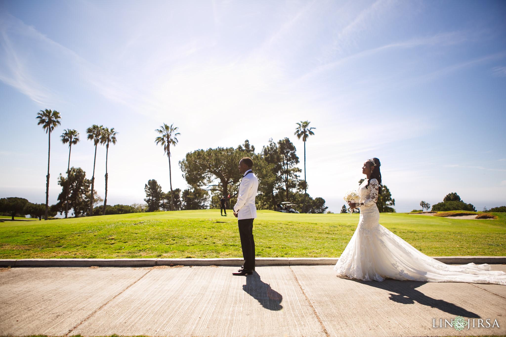 11 Los Verdes Golf Course Palos Verdes Kenyan Wedding Photography
