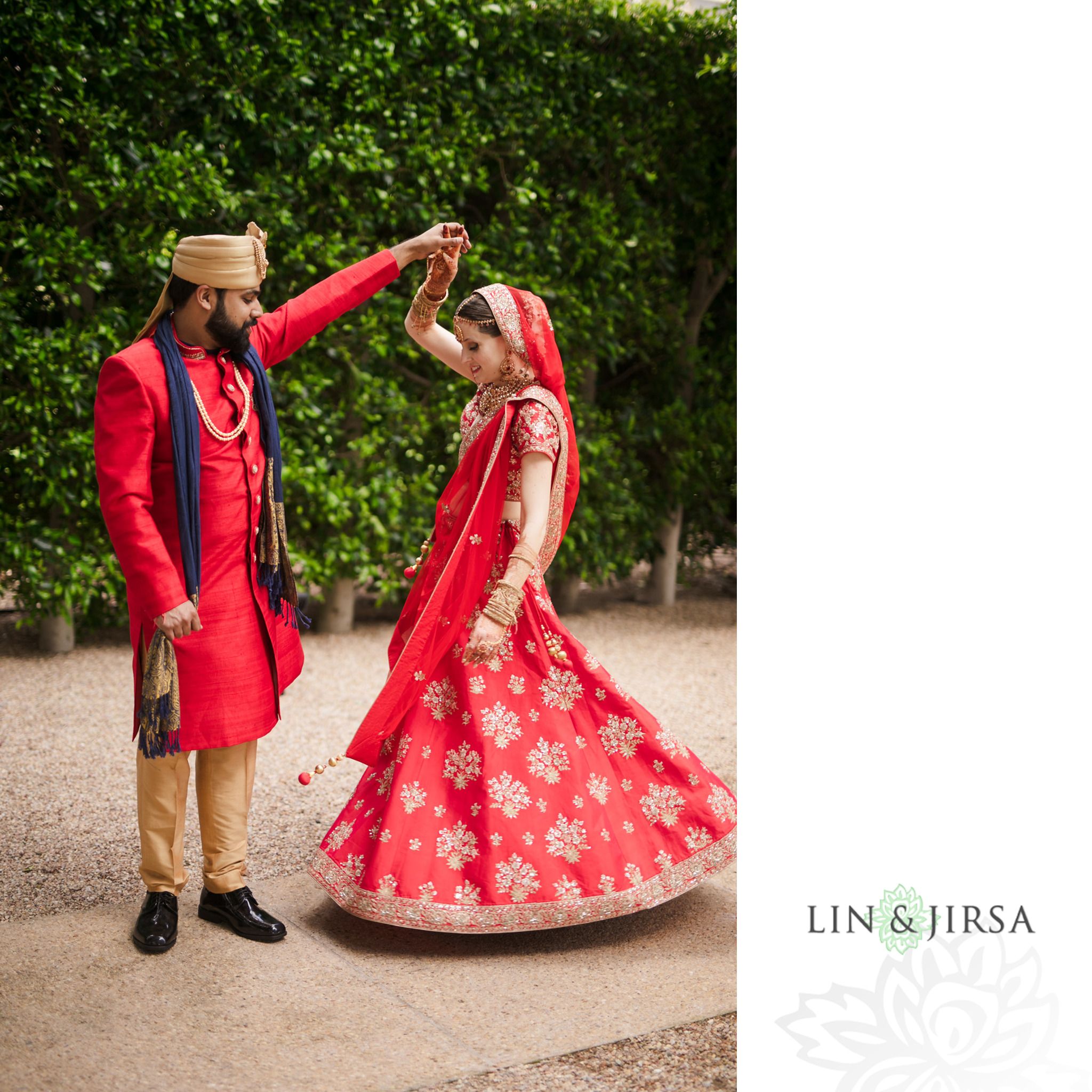 12 Hotel Irvine Multicultural Indian Wedding Photography