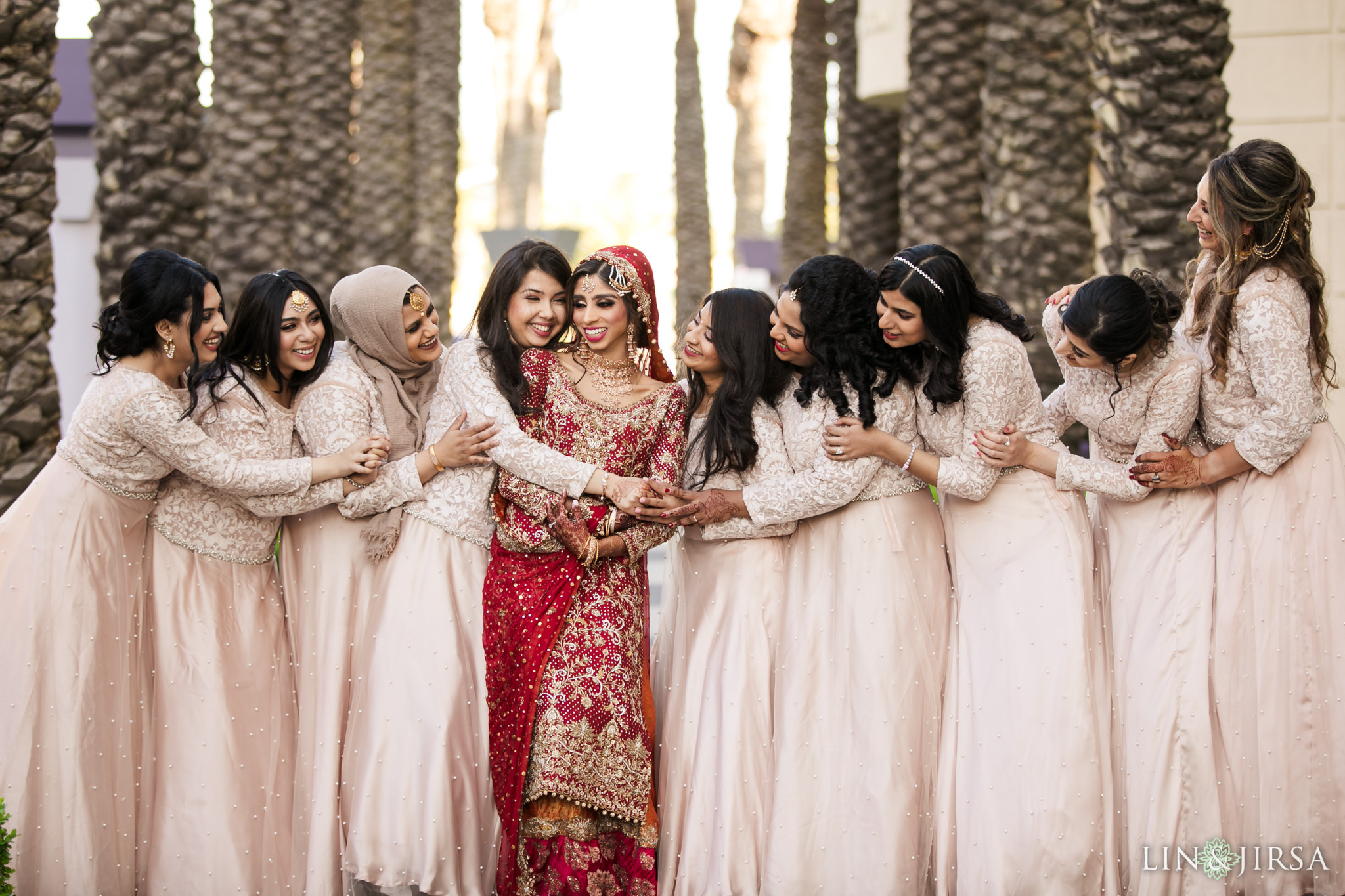 12 Hyatt Regency Garden Grove Pakistani Muslim Wedding Photography