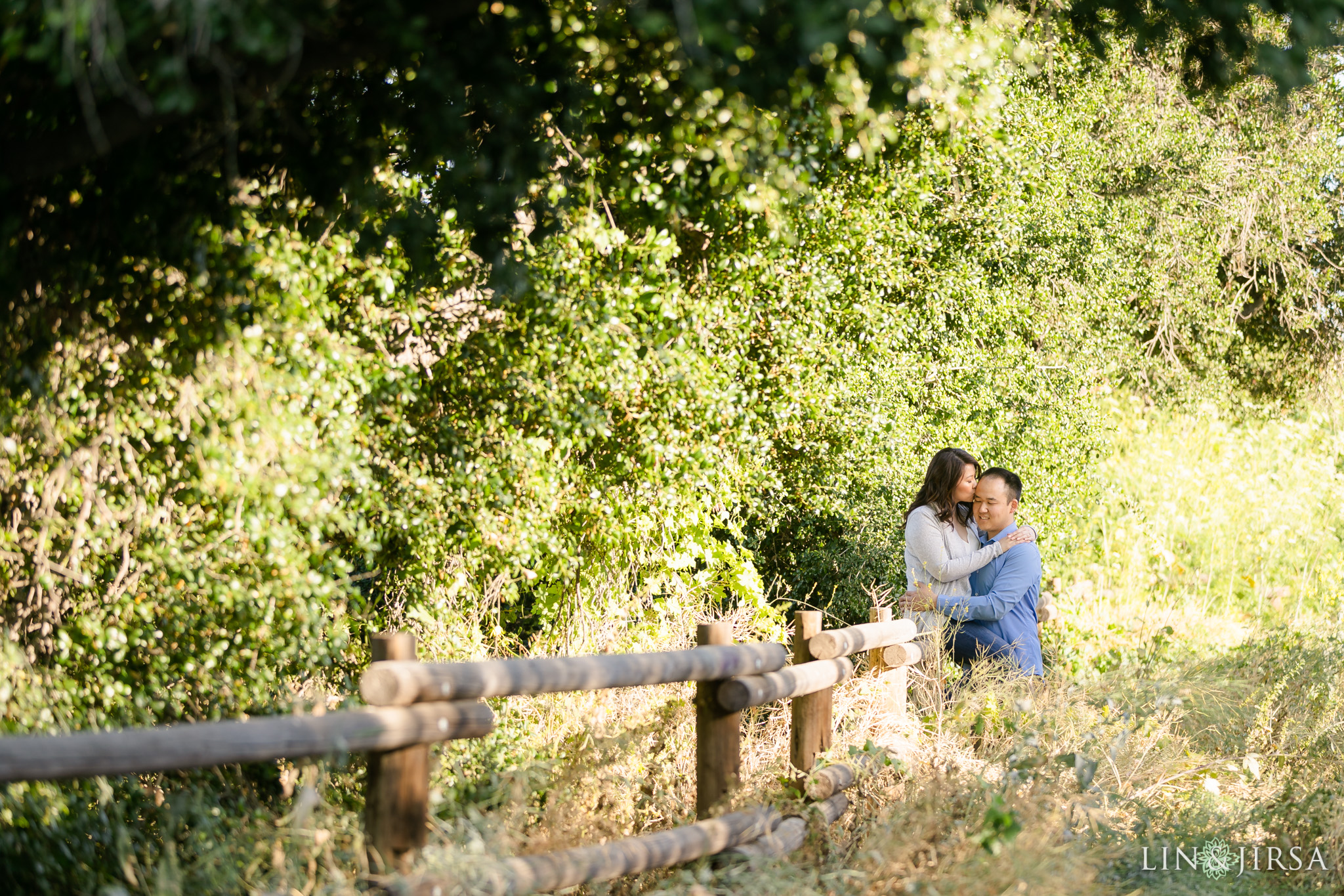 12 Northwest Open Space Orange County Engagement Photography