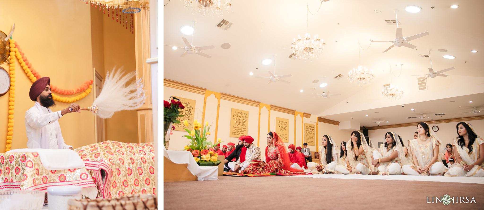 13 Hotel Irvine Punjabi Hindu Indian Wedding Photography