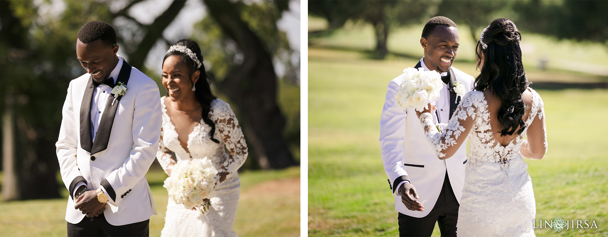 13 Los Verdes Golf Course Palos Verdes Kenyan Wedding Photography