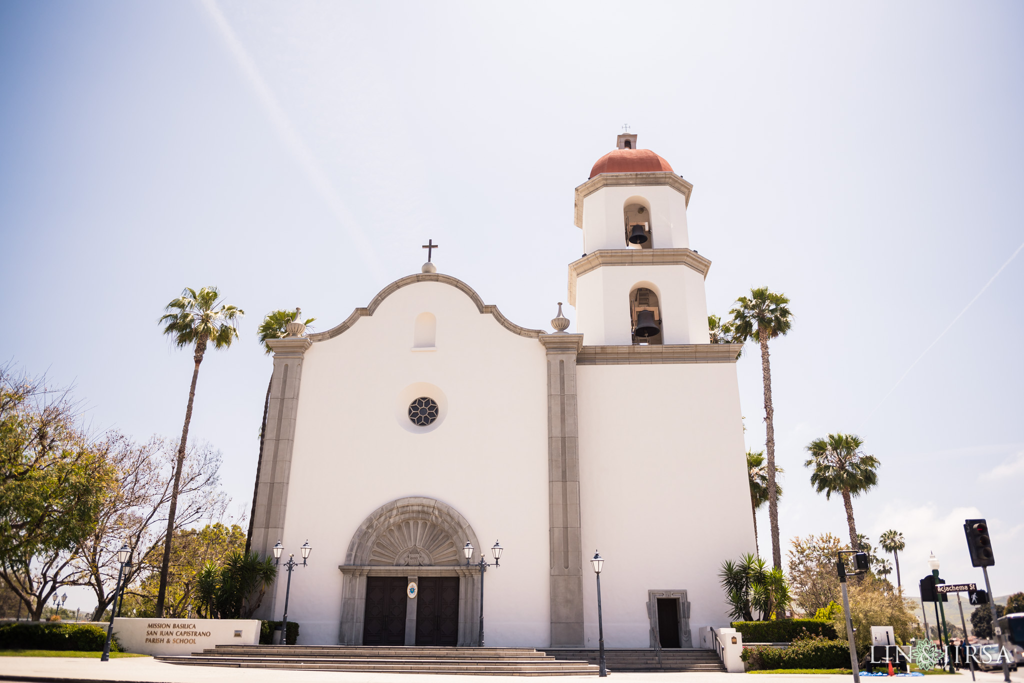 13 Mission Basilica San Juan Capistrano Wedding Photography