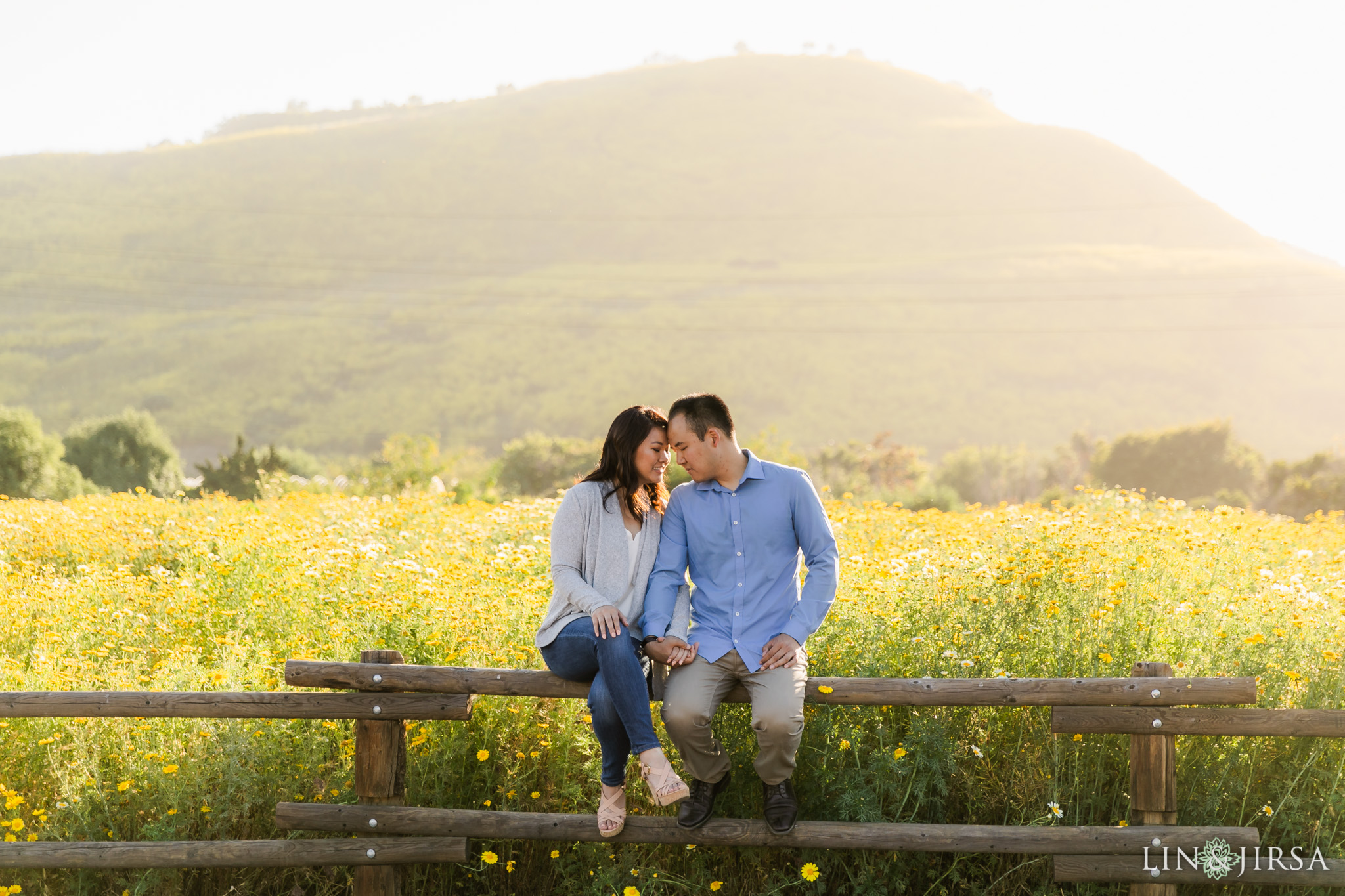 13 Northwest Open Space Orange County Engagement Photography