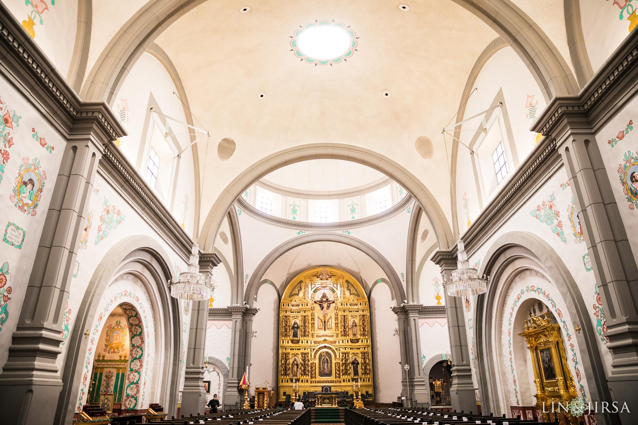 14 Mission Basilica San Juan Capistrano Wedding Photography