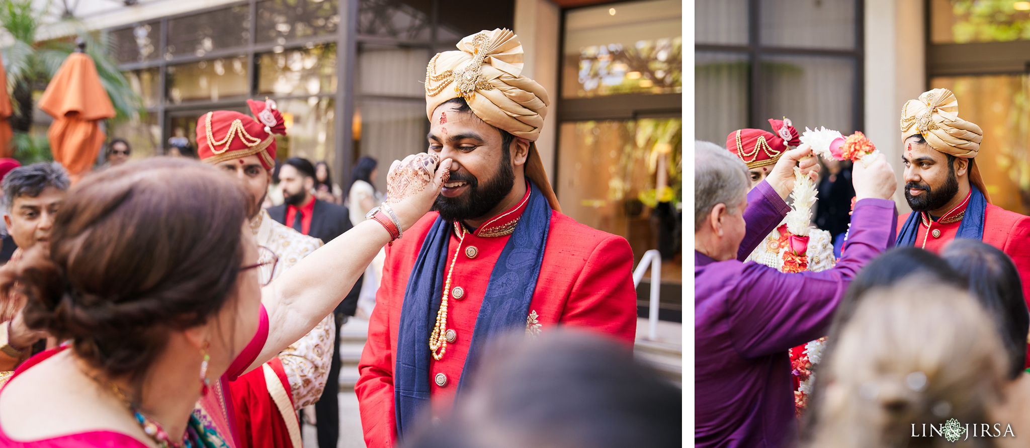15 Hotel Irvine Multicultural Indian Wedding Photography